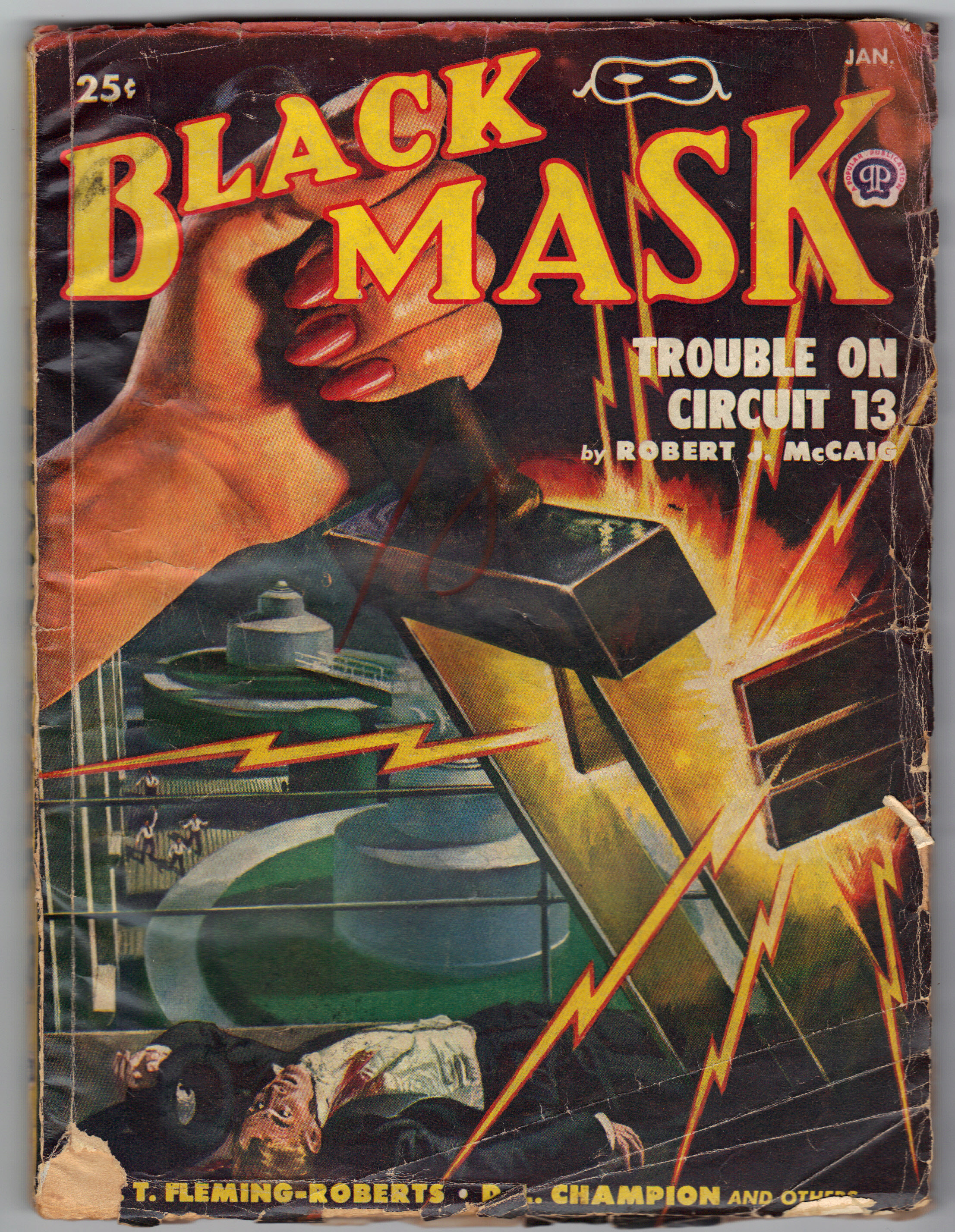 Image for BLACK MASK