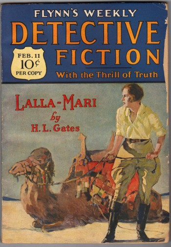FLYNN'S WEEKLY DETECTIVE FICTION