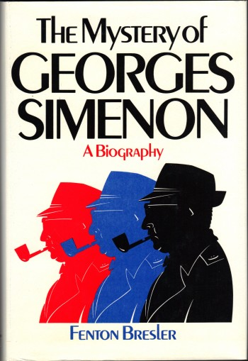 Image for MYSTERY OF GEORGES SIMENON, A Biography