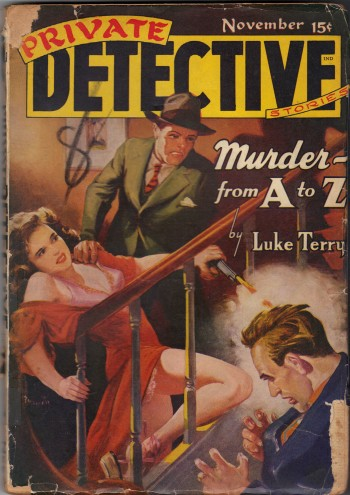 PRIVATE DETECTIVE Stories