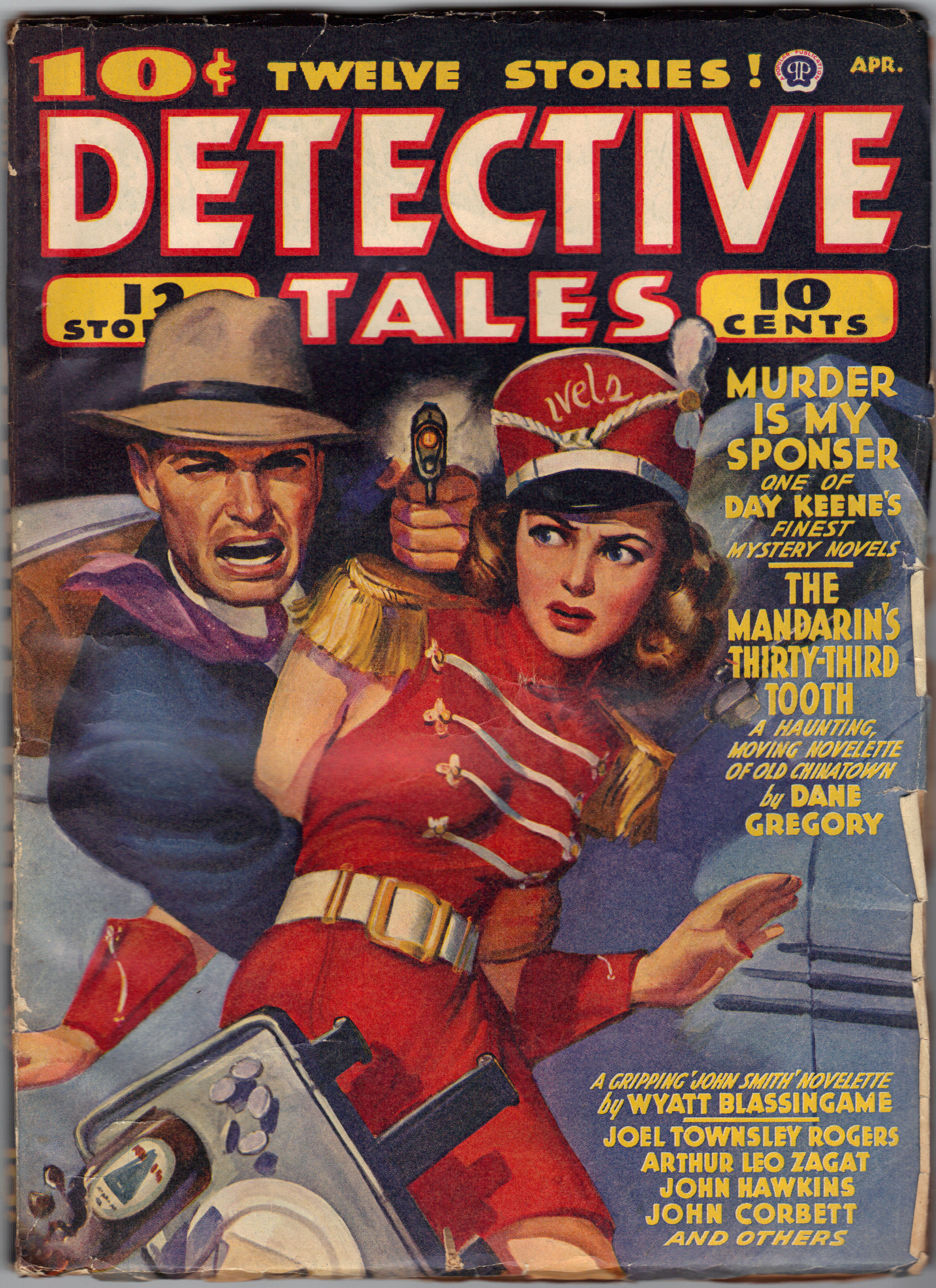 Image for DETECTIVE TALES