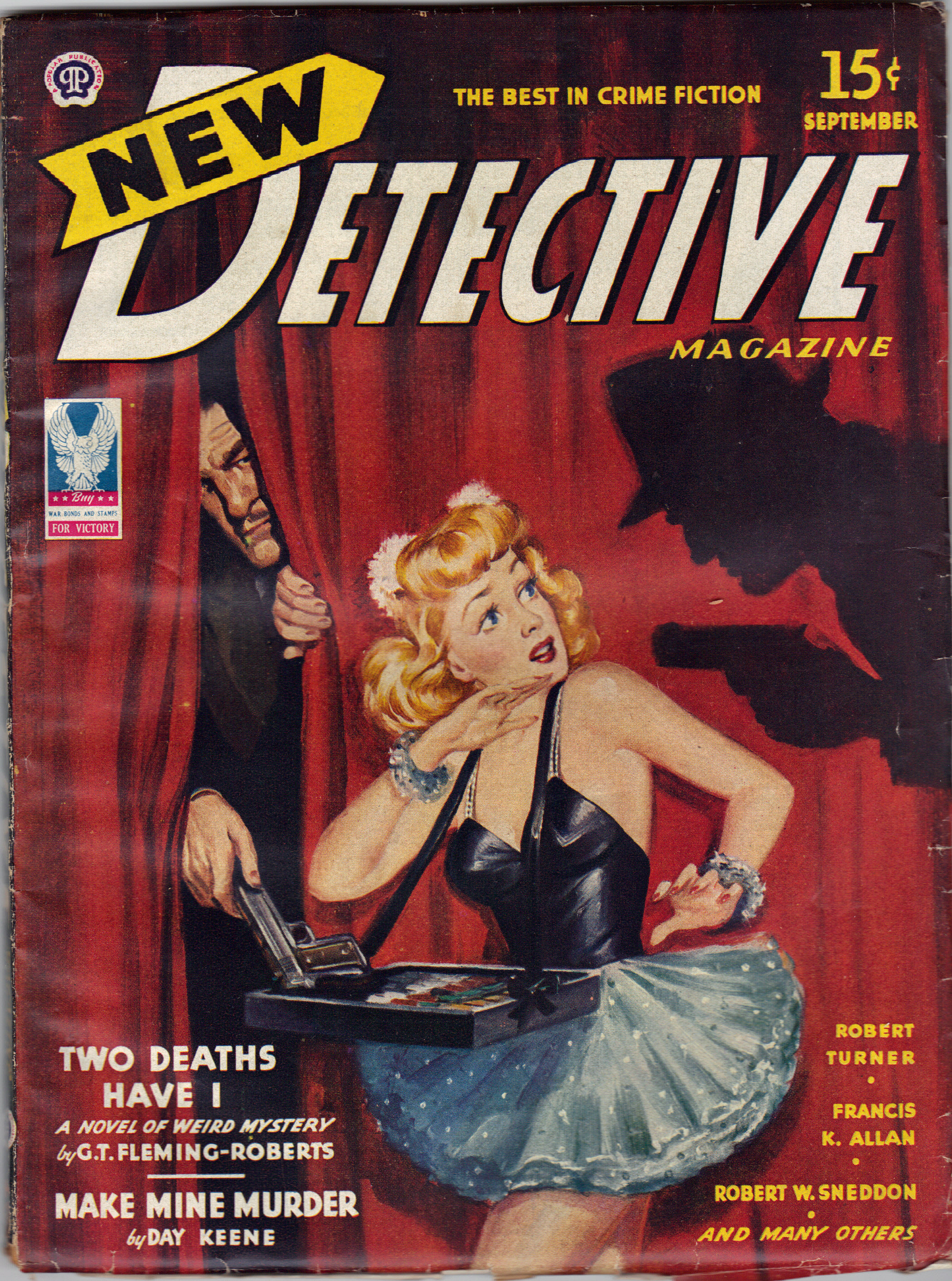 Image for NEW DETECTIVE Magazine