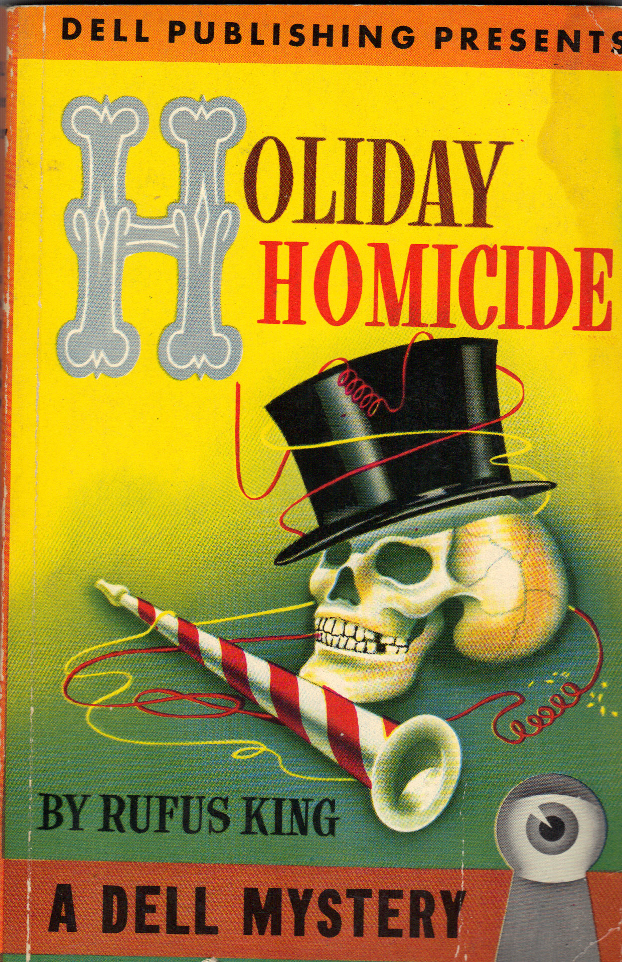 Image for HOLIDAY HOMICIDE