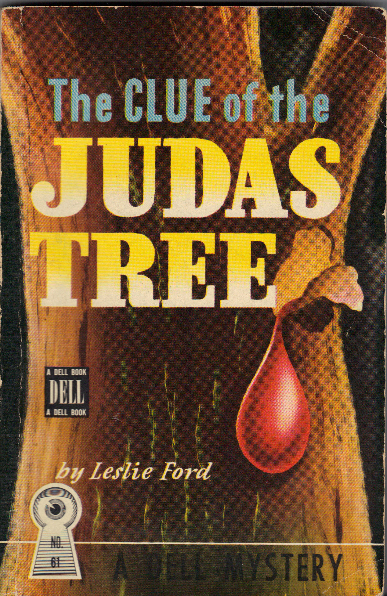 Image for CLUE OF THE JUDAS TREE