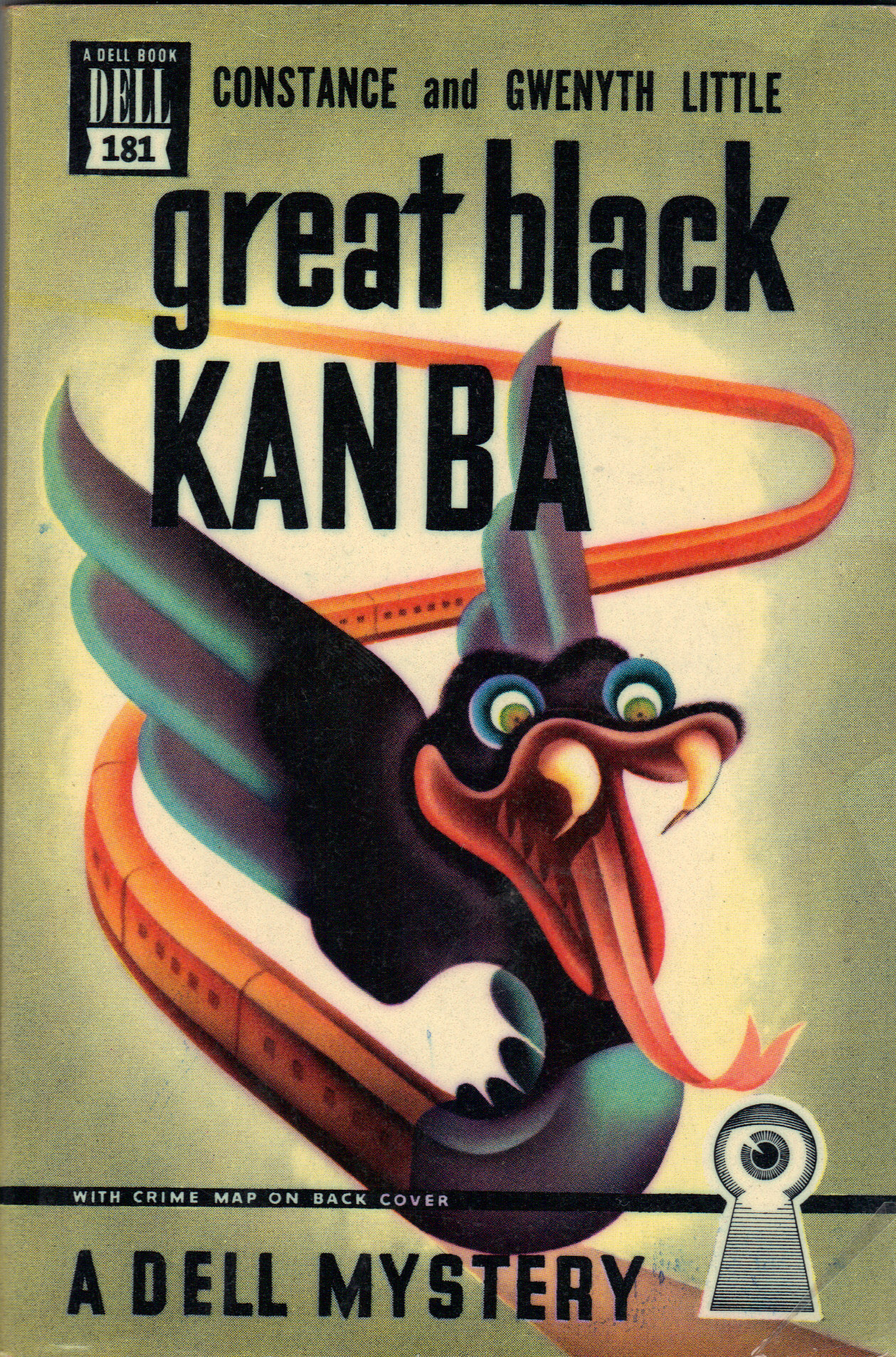Image for GREAT BLACK KANBA