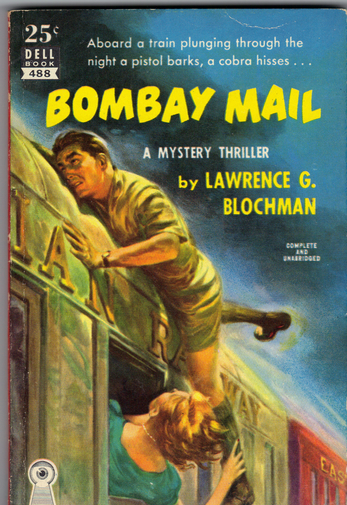 Image for BOMBAY MAIL