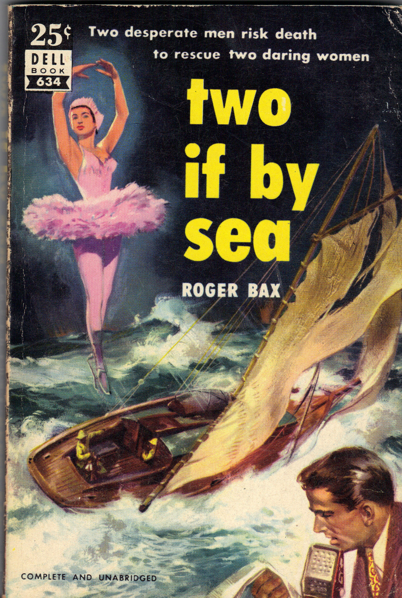 Image for TWO IF BY SEA