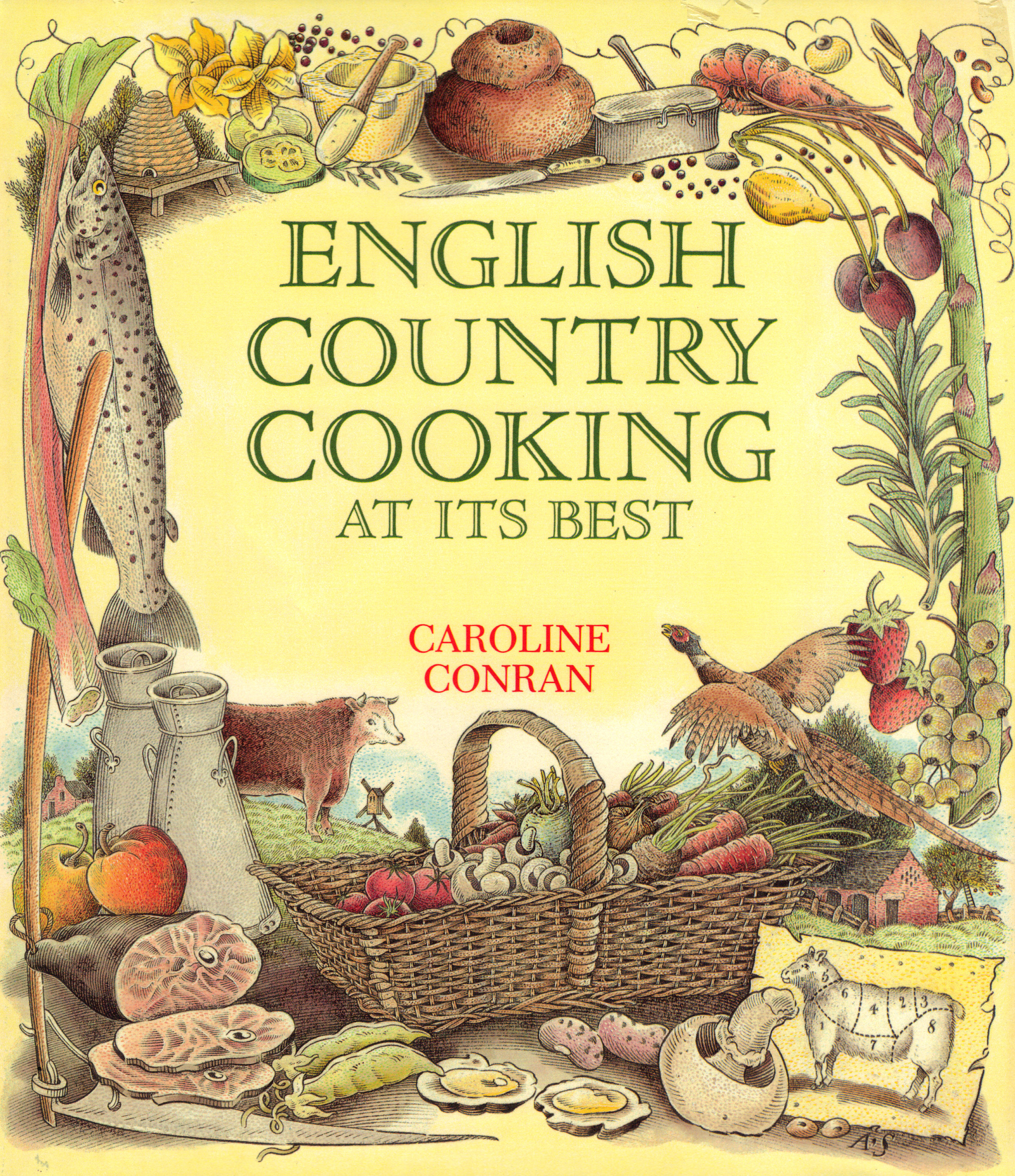 Image for ENGLISH COUNTRY COOKING AT ITS BEST
