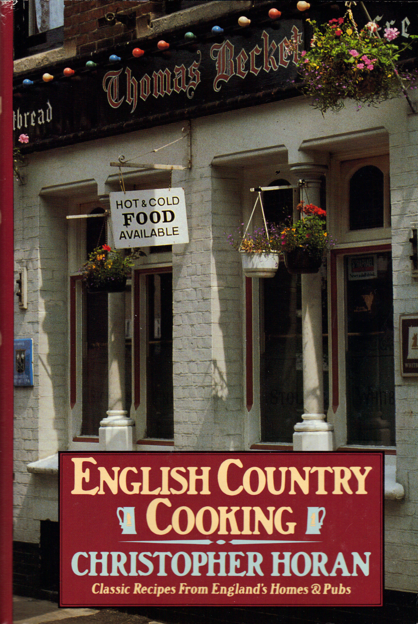 Image for ENGLISH COUNTRY COOKING