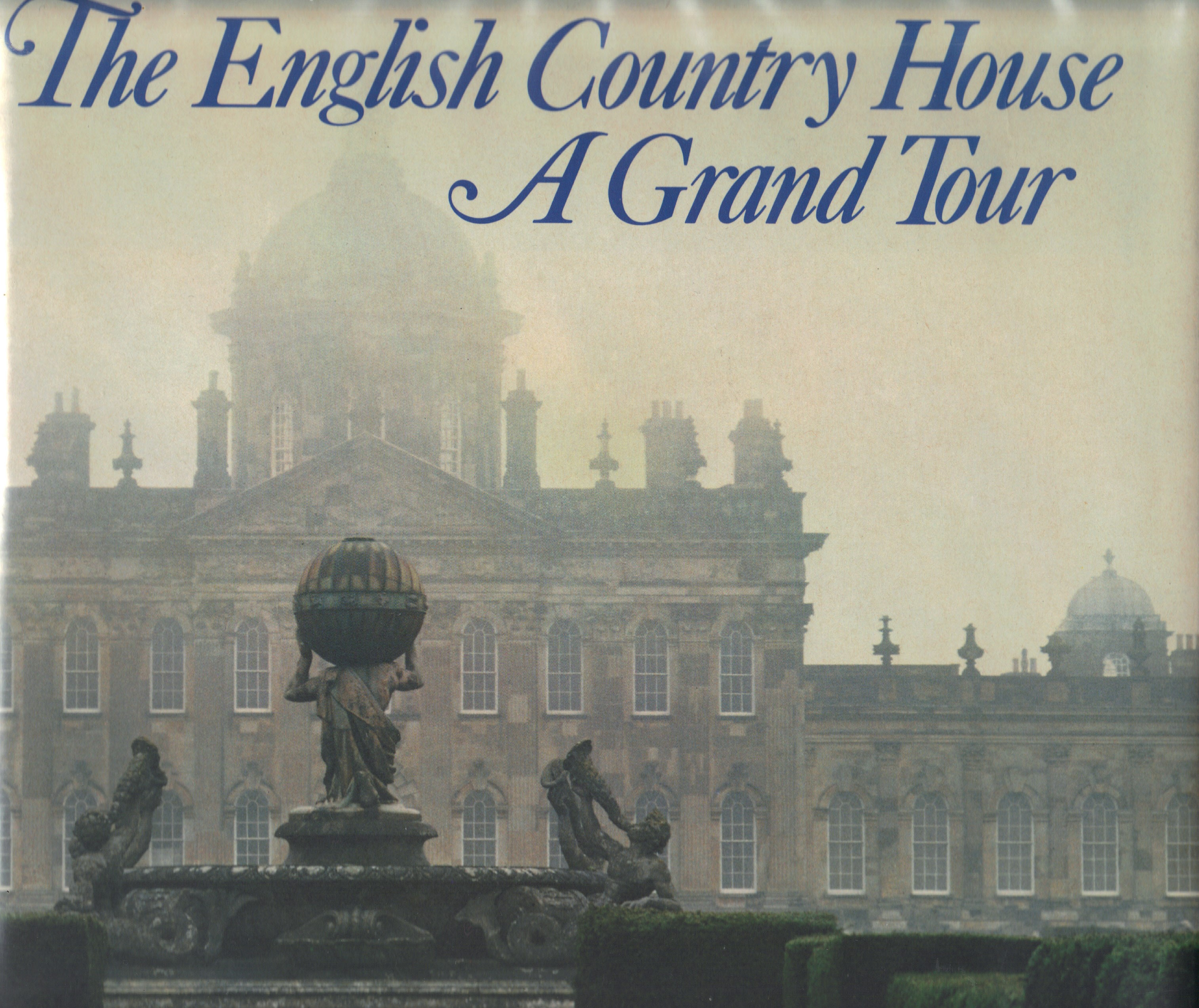 Image for ENGLISH COUNTRY HOUSE,  A Grand Tour