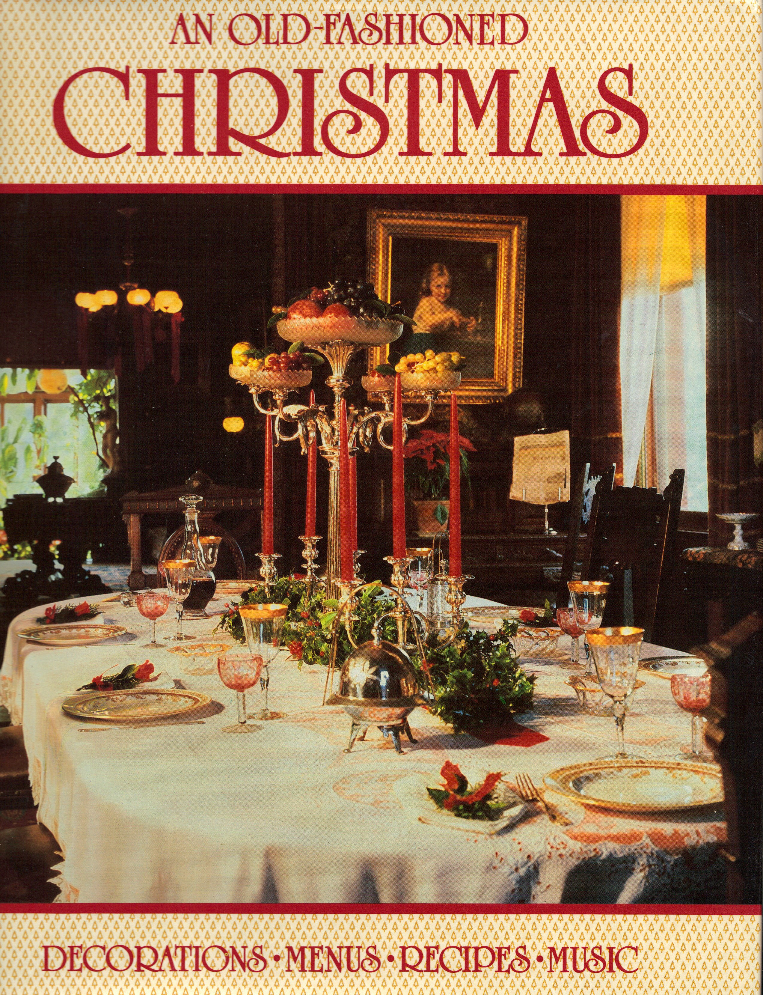 Image for AN OLD-FASHIONED CHRISTMAS