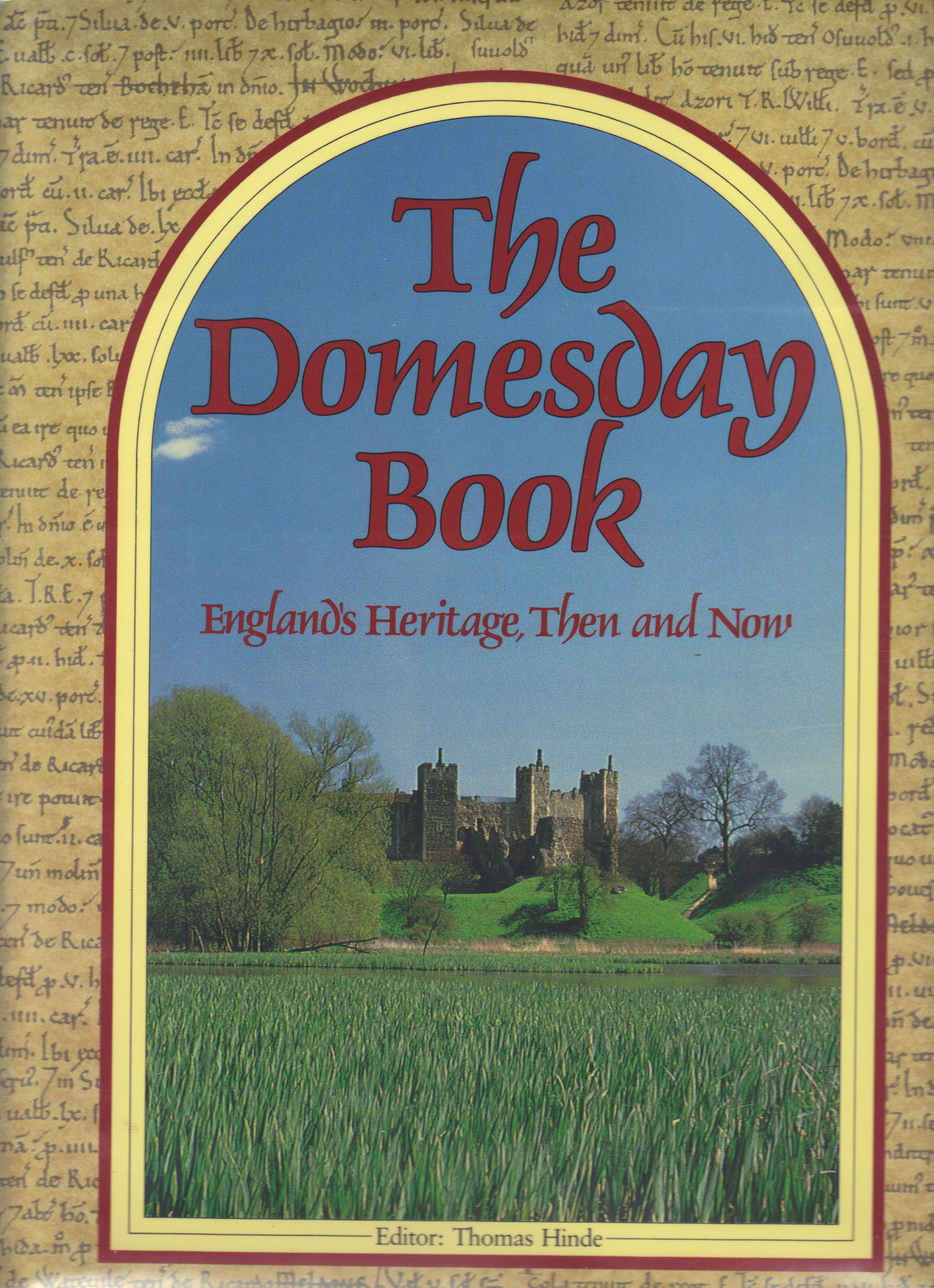 Image for DOMESDAY BOOK