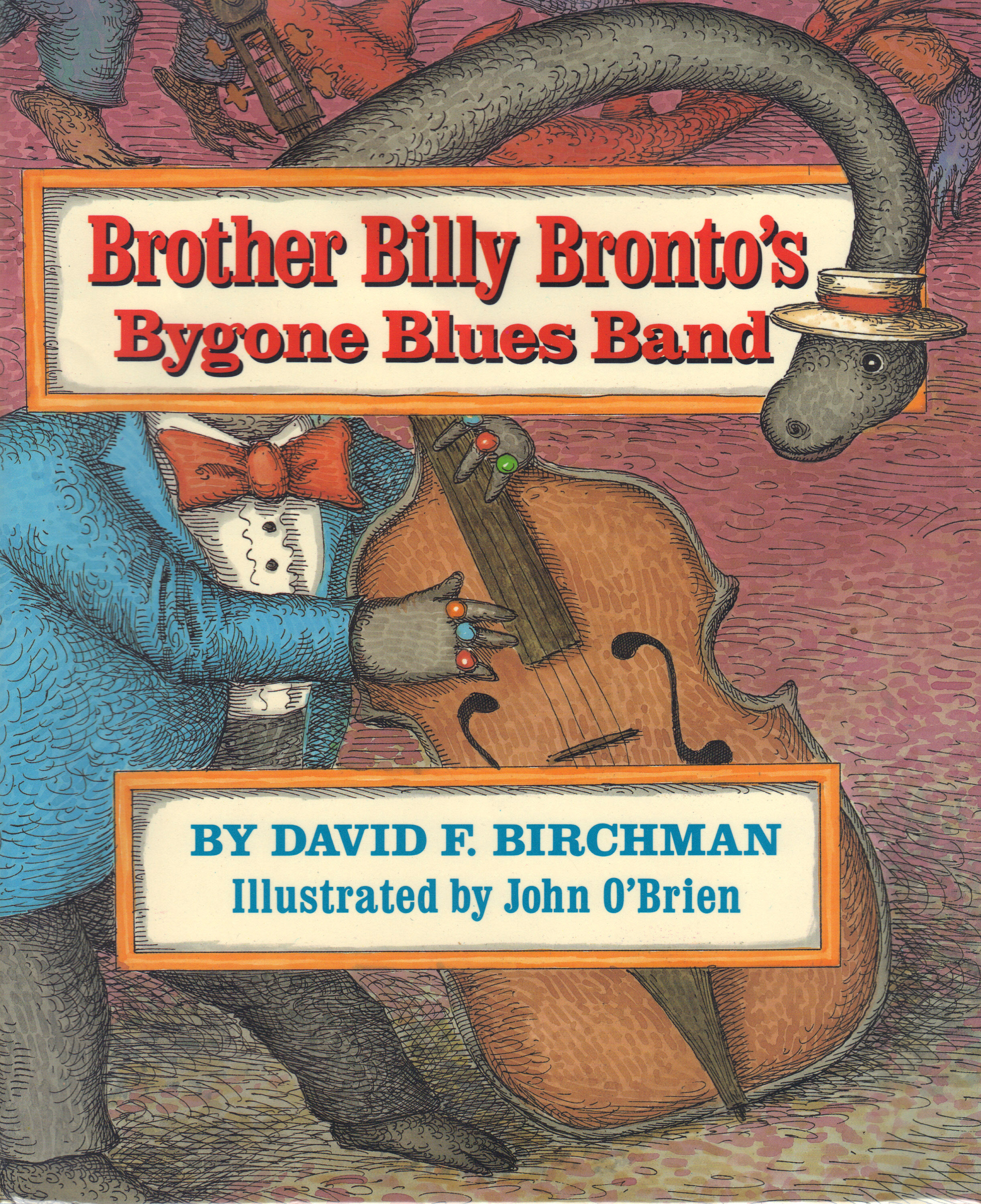 Image for BROTHER BILLY BRONTO'S BYGONE BLUES BAND