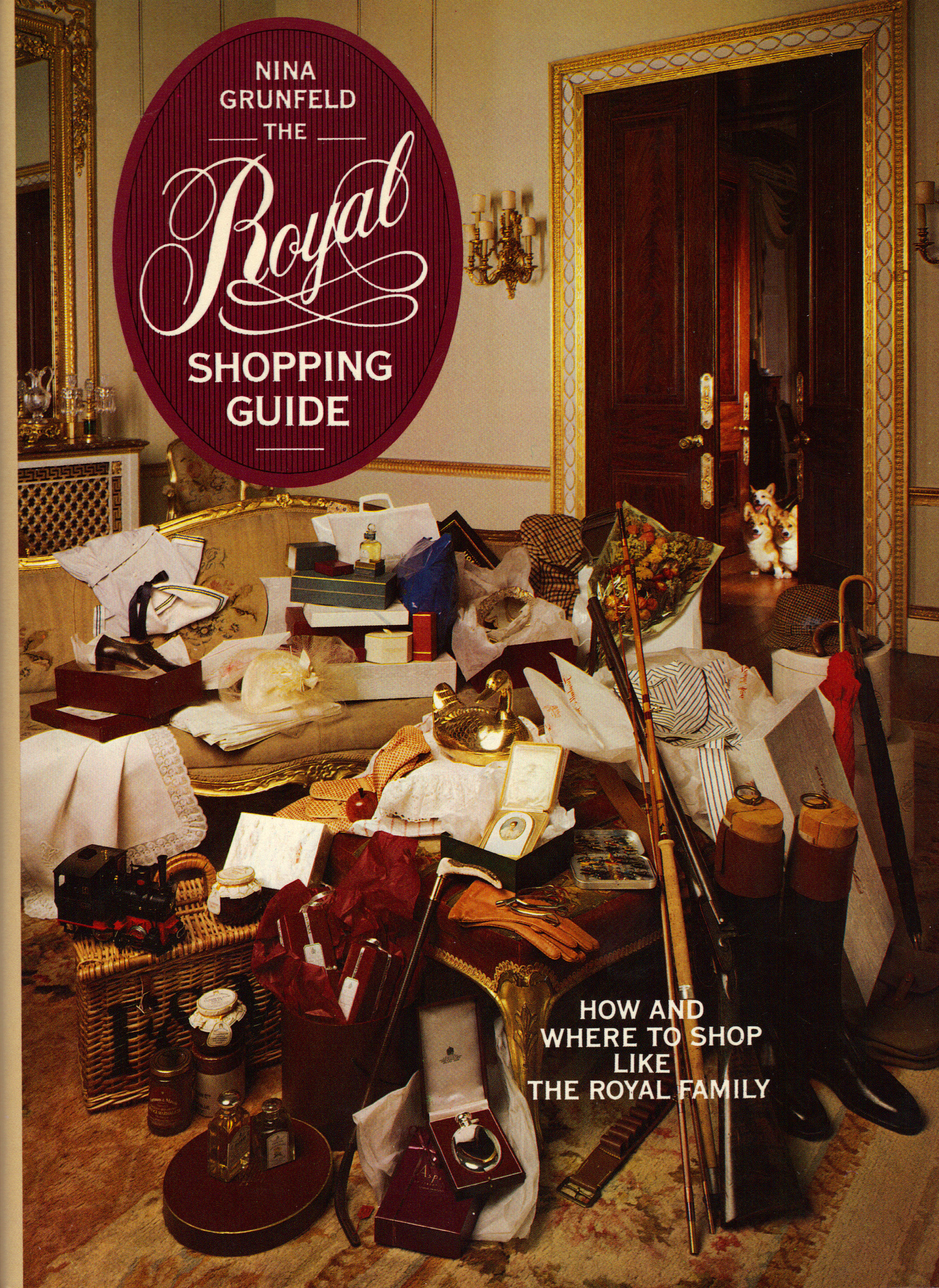 Image for ROYAL SHOPPING GUIDE