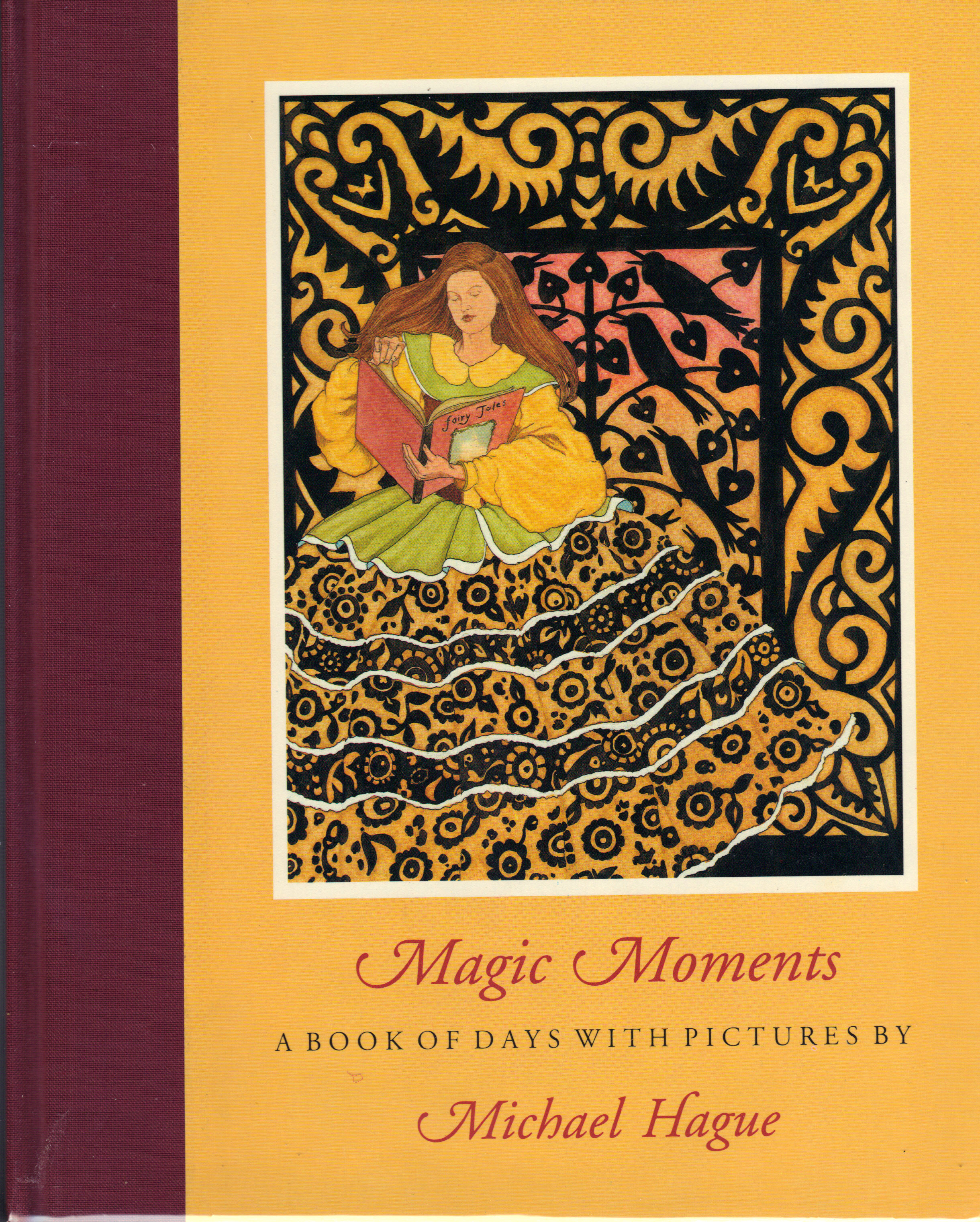 Image for MAGIC MOMENTS, A Book of Days With Pictures