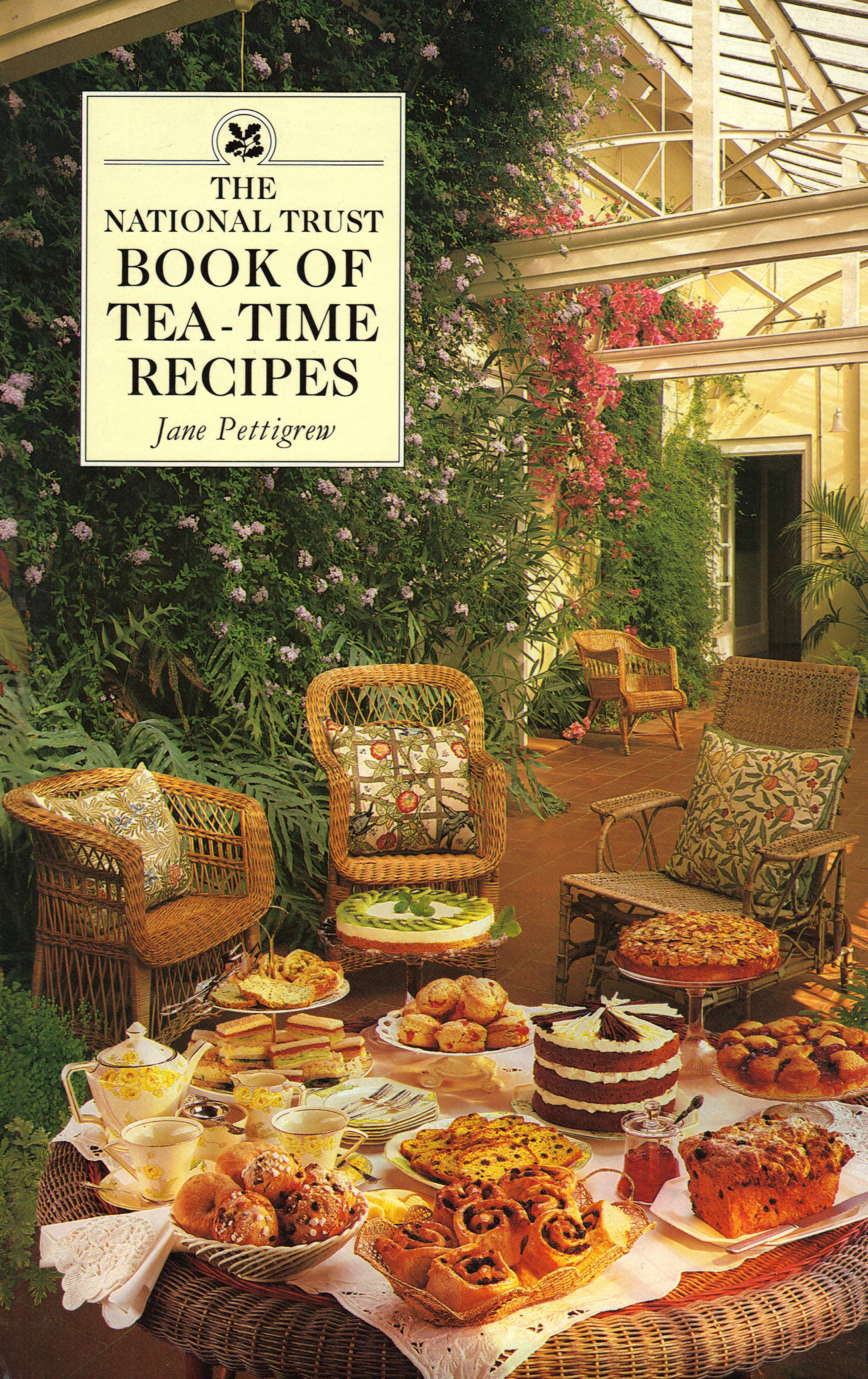 Image for NATIONAL TRUST BOOK OF TEA TIME RECIPES