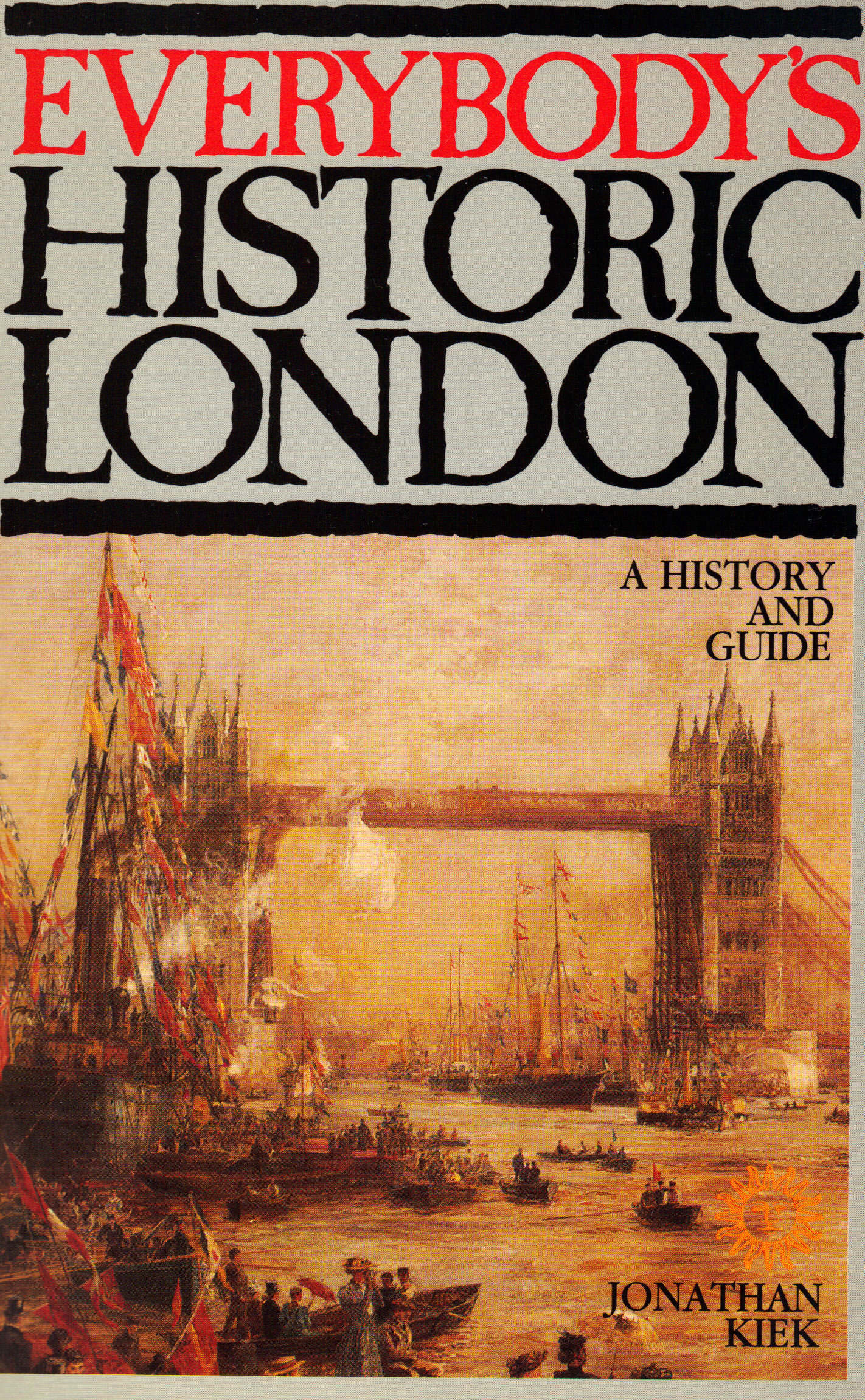 Image for EVERYBODY'S HISTORIC LONDON