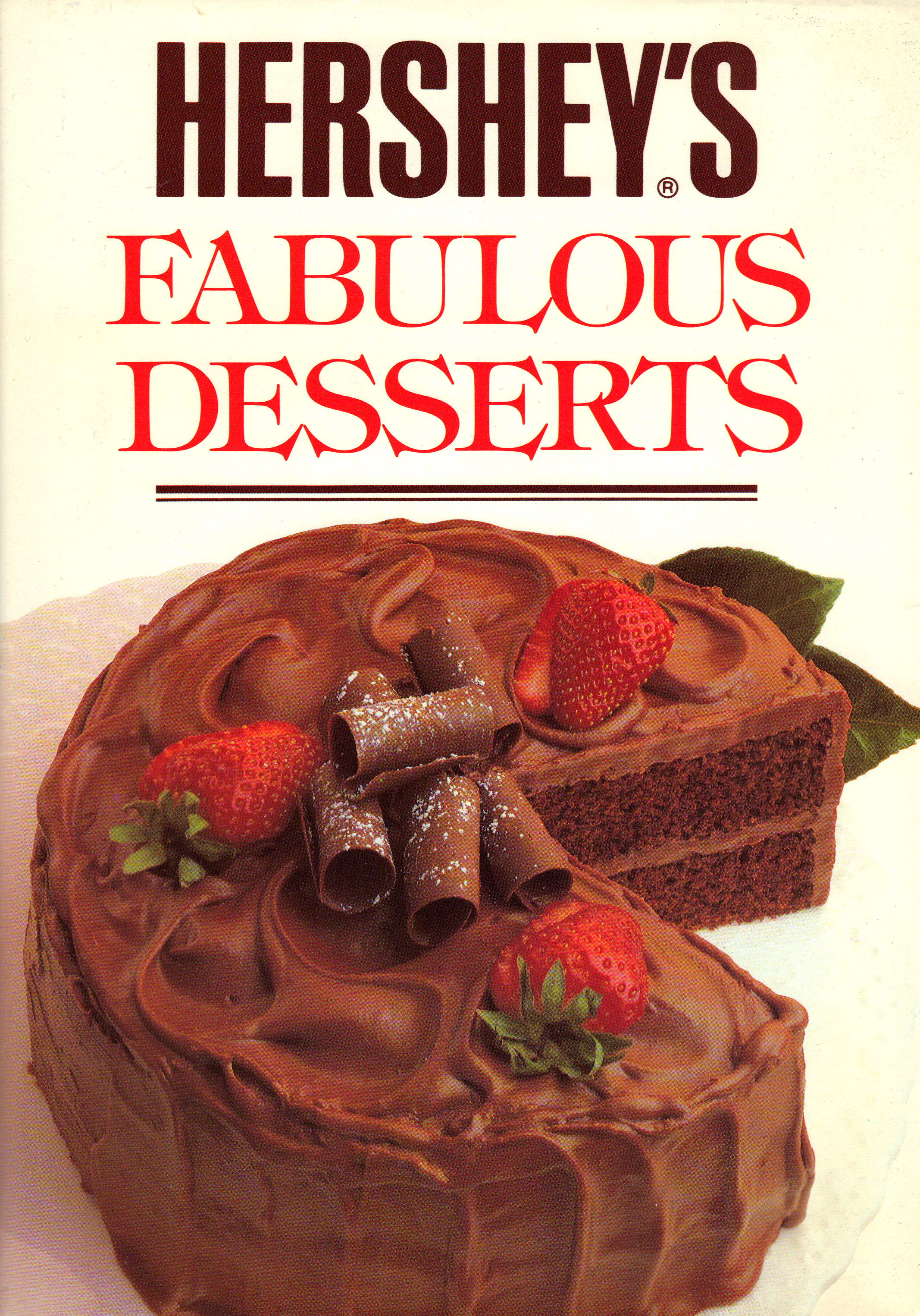 Image for HERSHEY'S FABULOUS DESSERTS