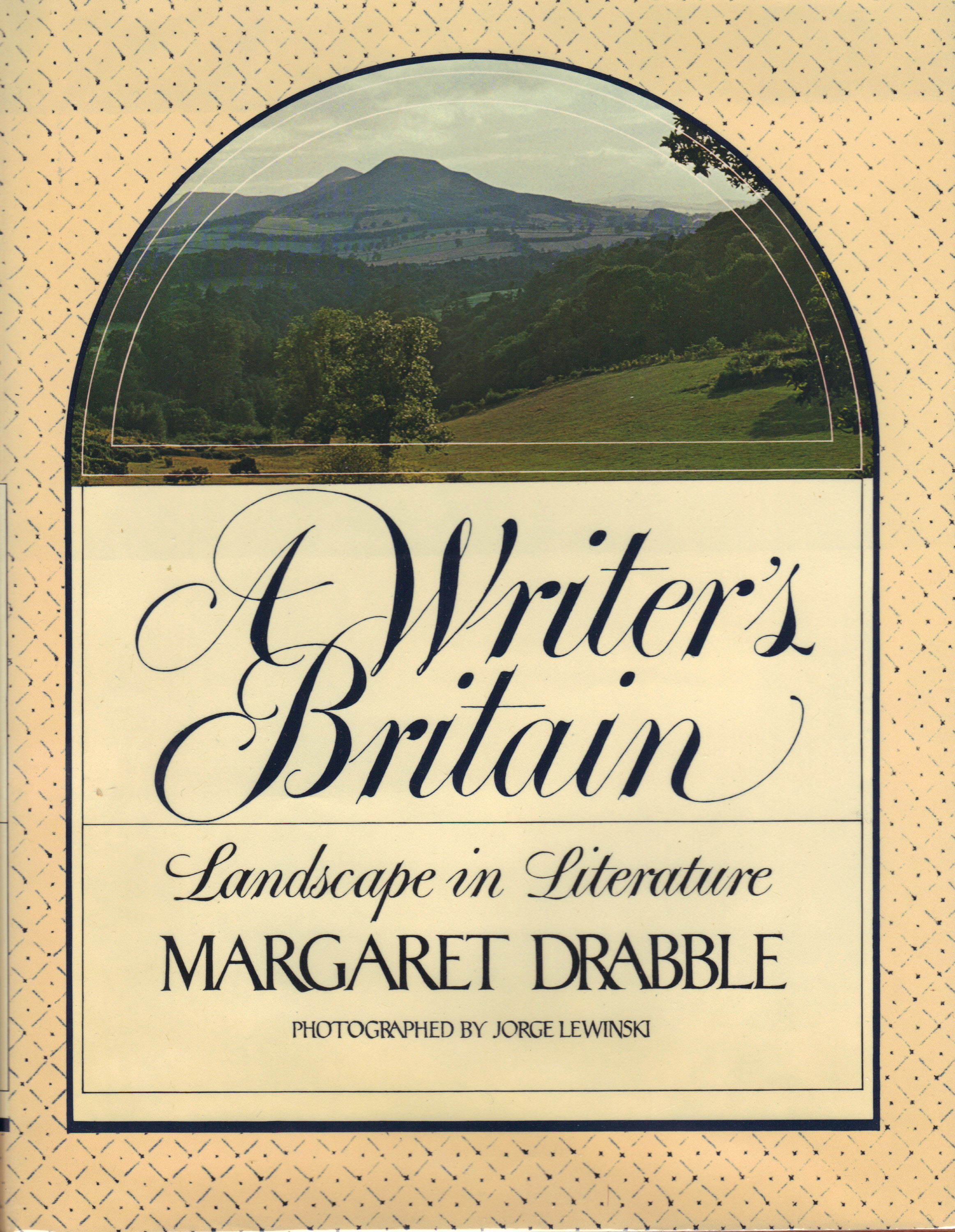 Image for WRITER'S BRITAIN ~ Landscape in Literature