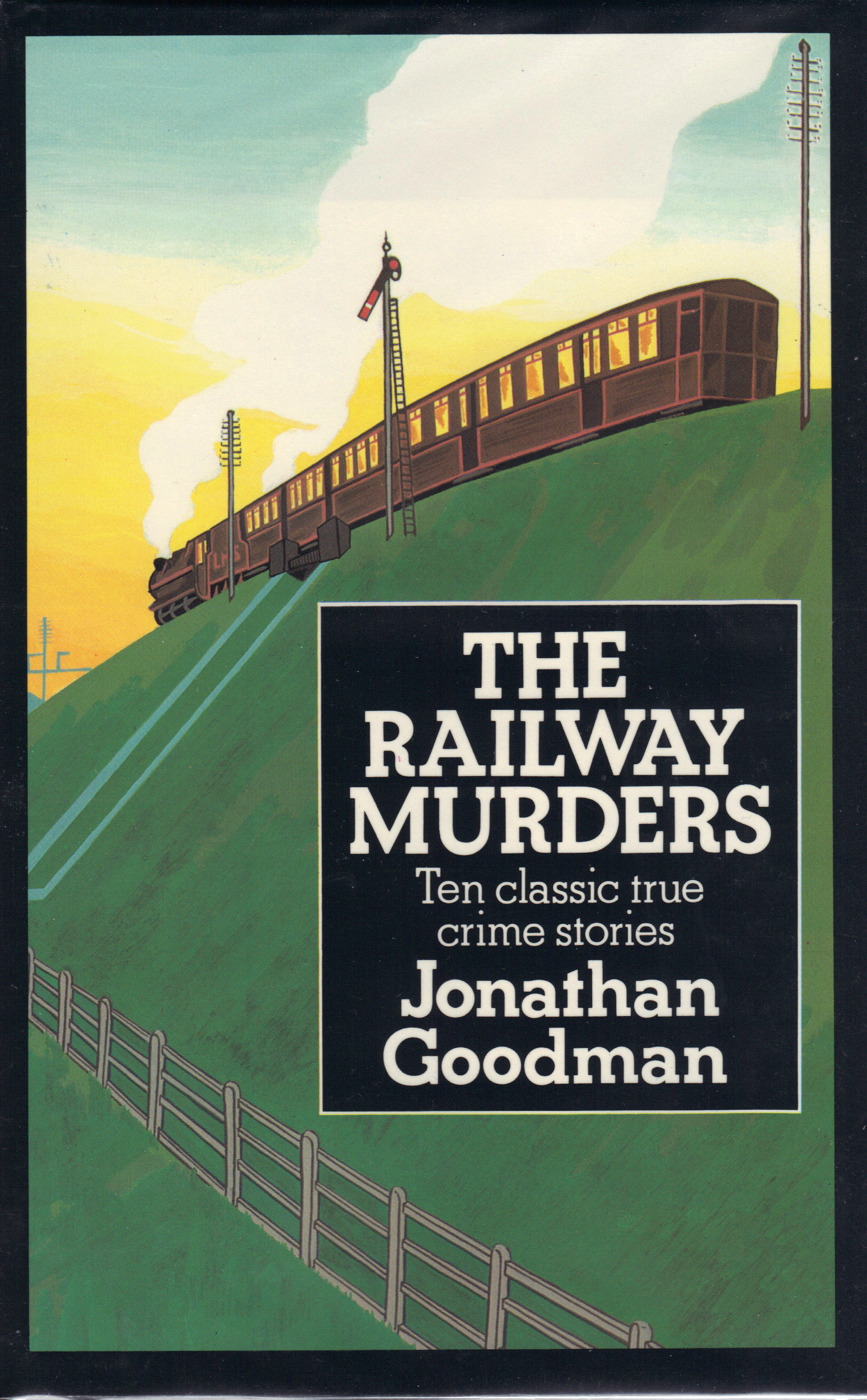 Image for RAILWAY MURDERS
