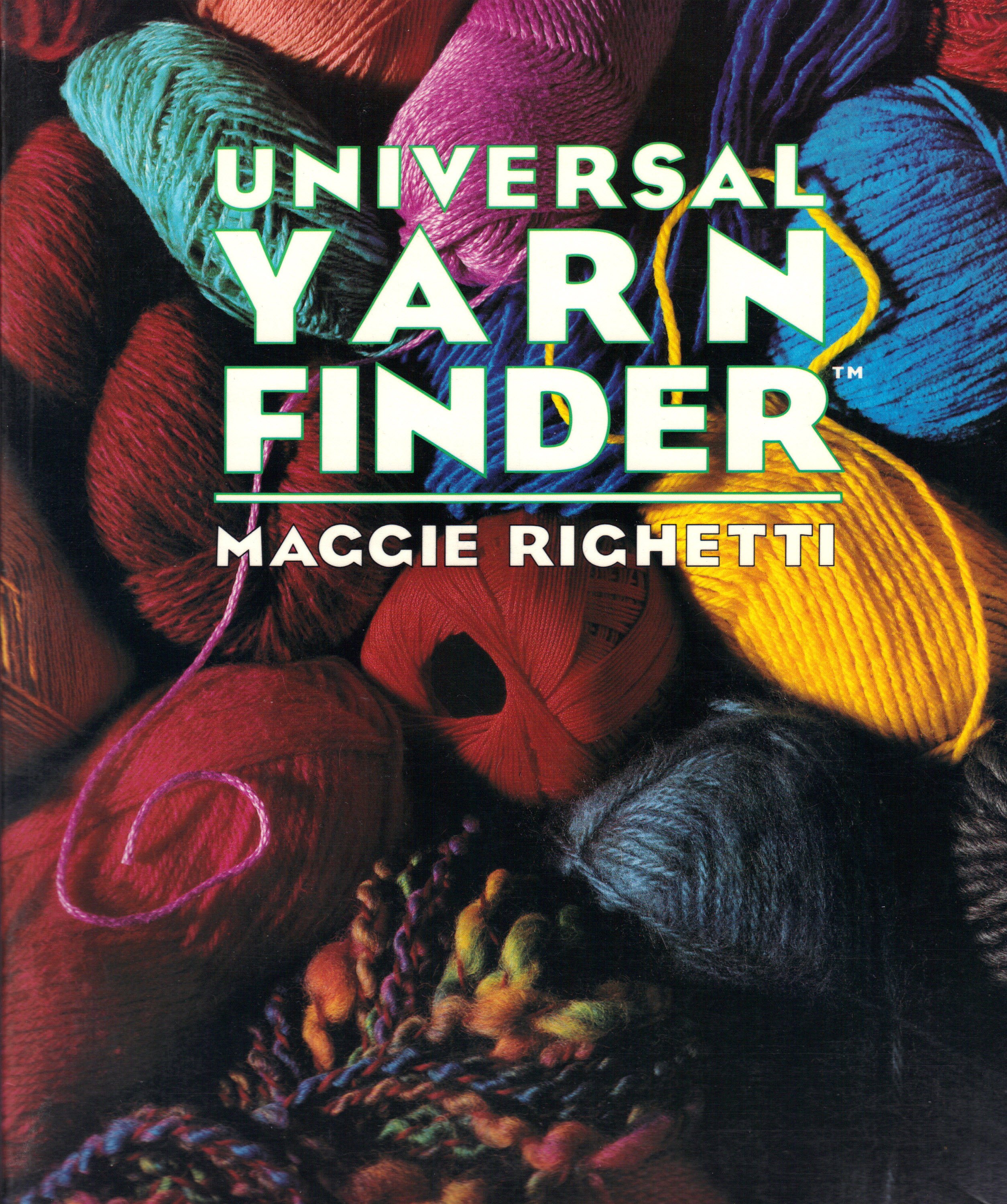 Image for UNIVERSAL YARN FINDER