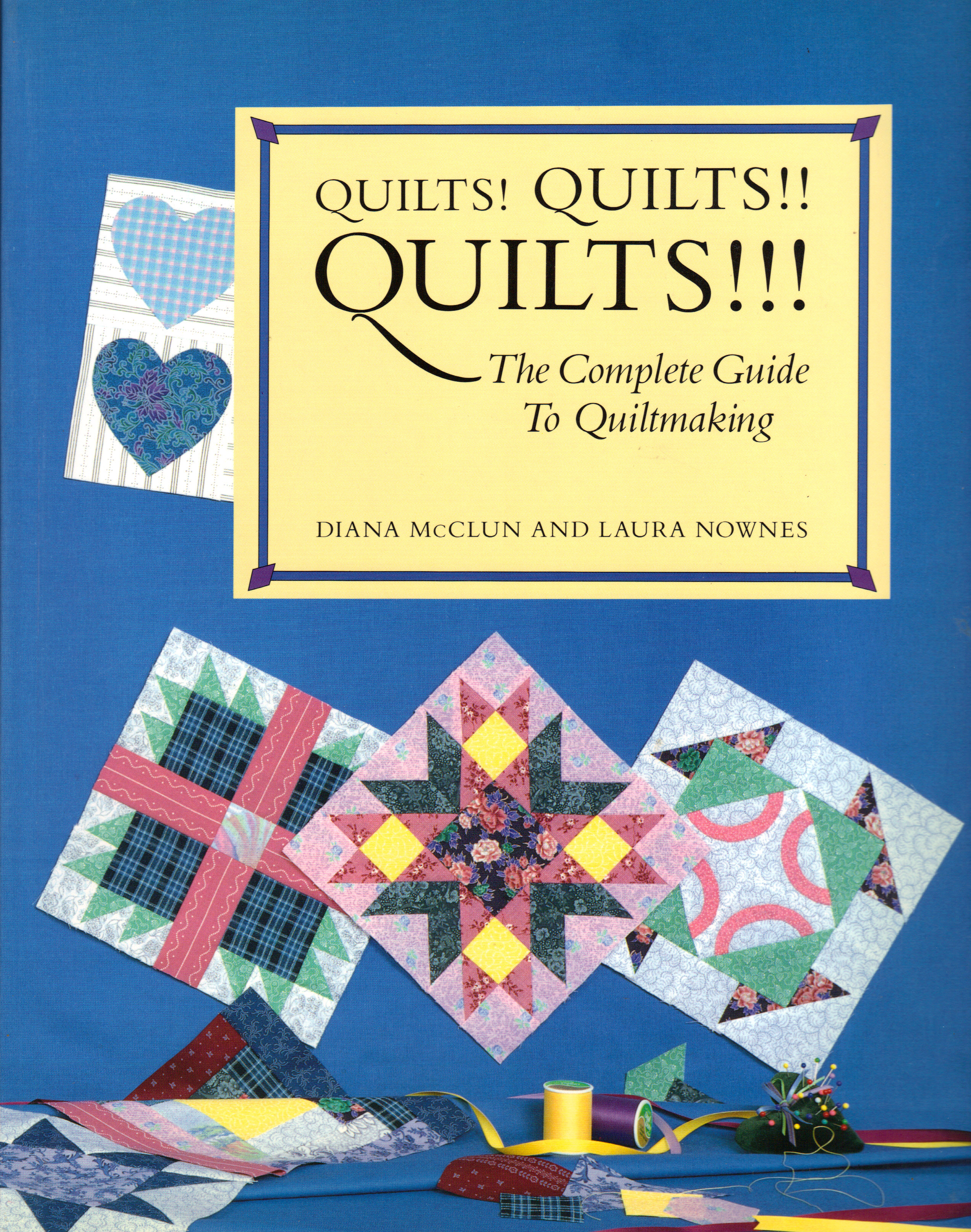 Image for QUILTS!  QUILTS!  QUILTS!