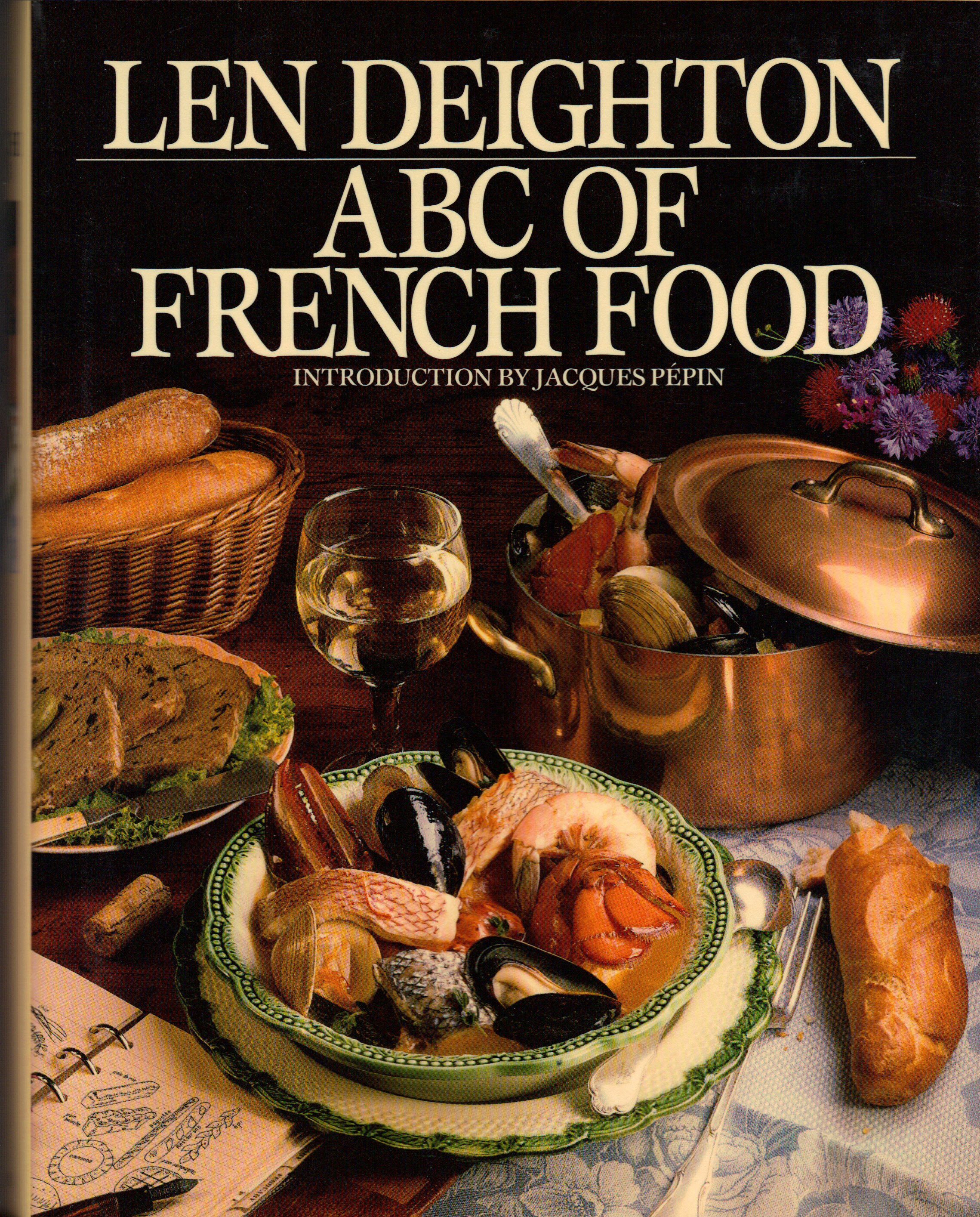Image for ABC OF FRENCH FOOD