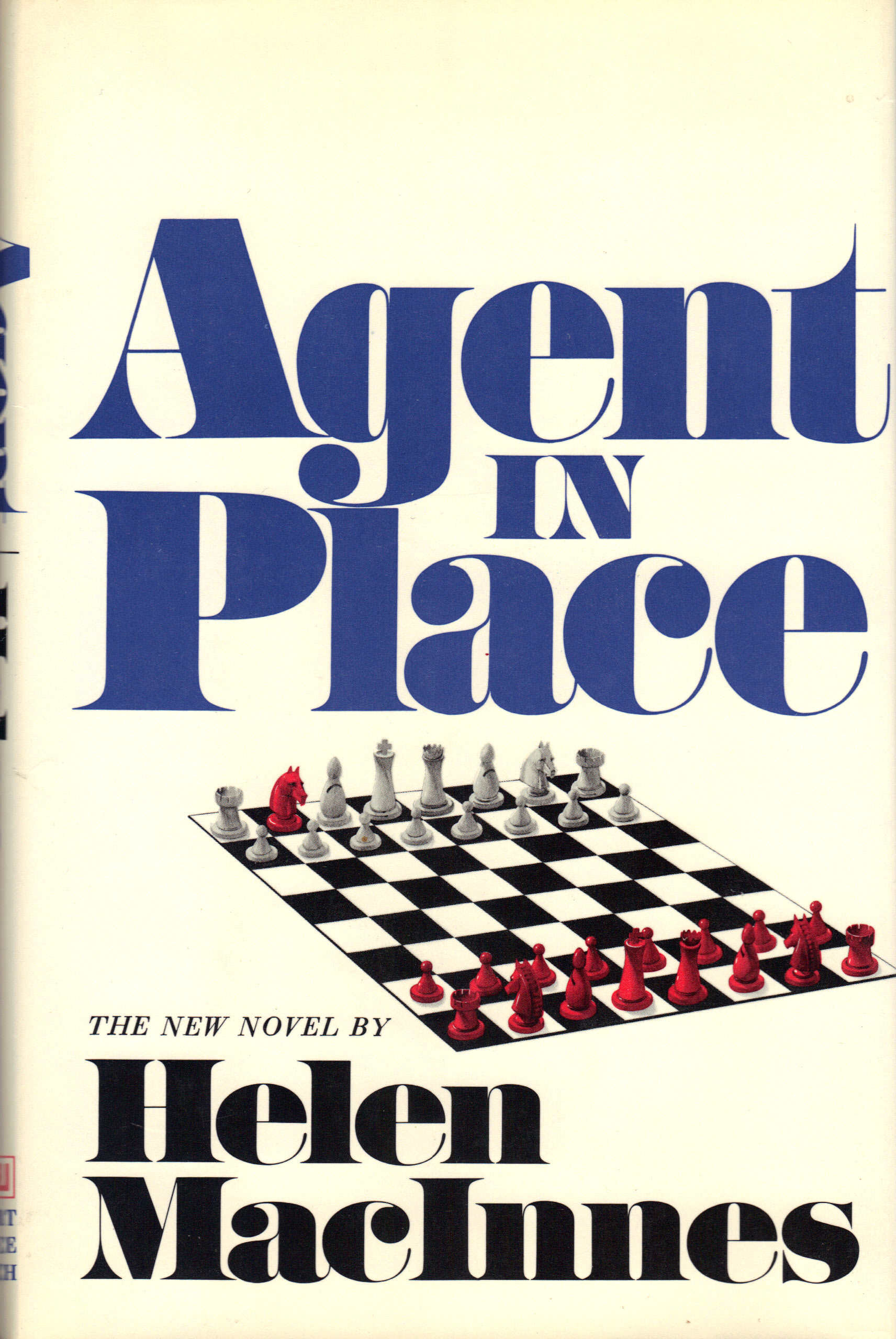Image for AGENT IN PLACE