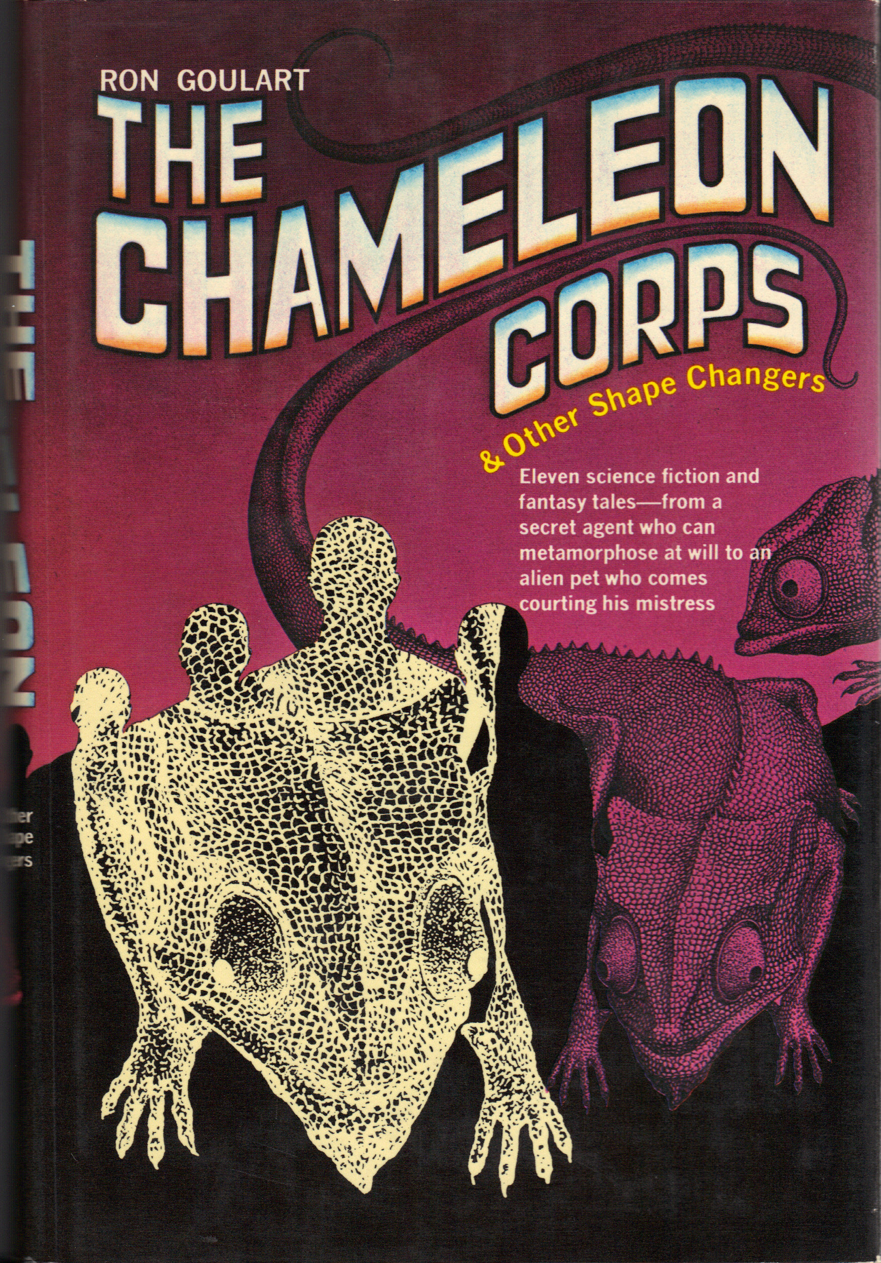 Image for CHAMELEON CORPS AND OTHER SHAPE CHANGERS