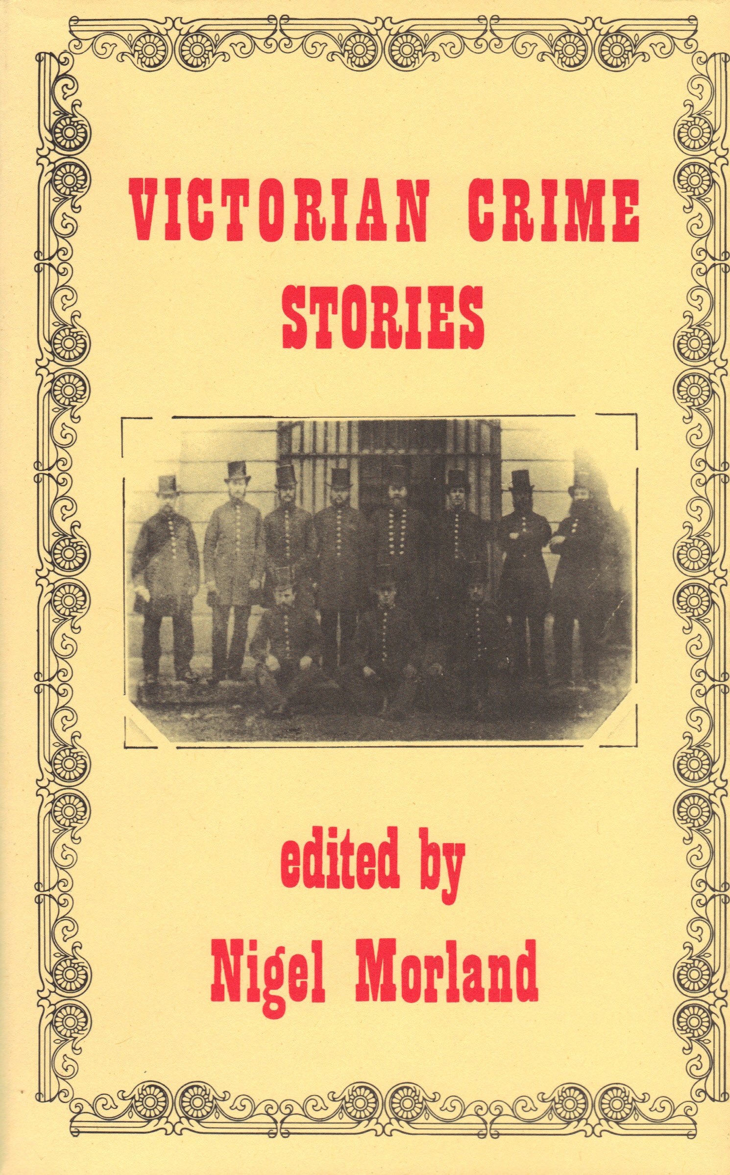 Image for VICTORIAN CRIME STORIES