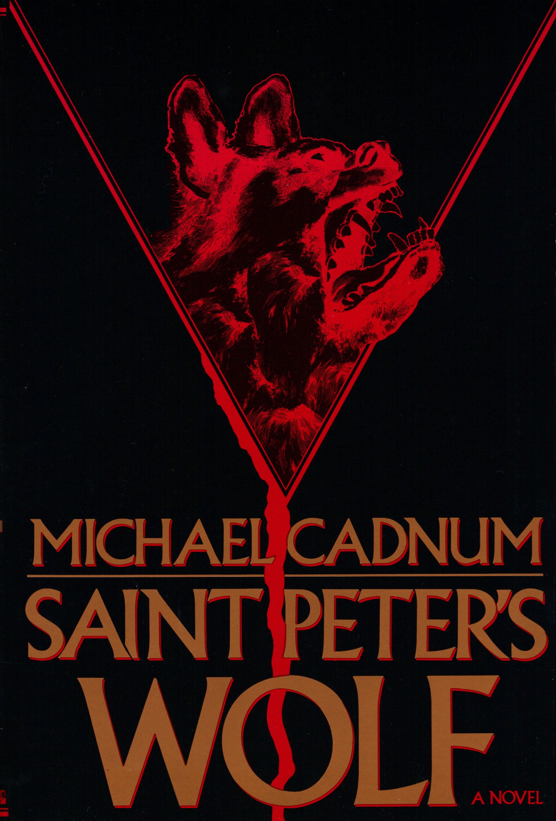 Image for SAINT PETER'S WOLF