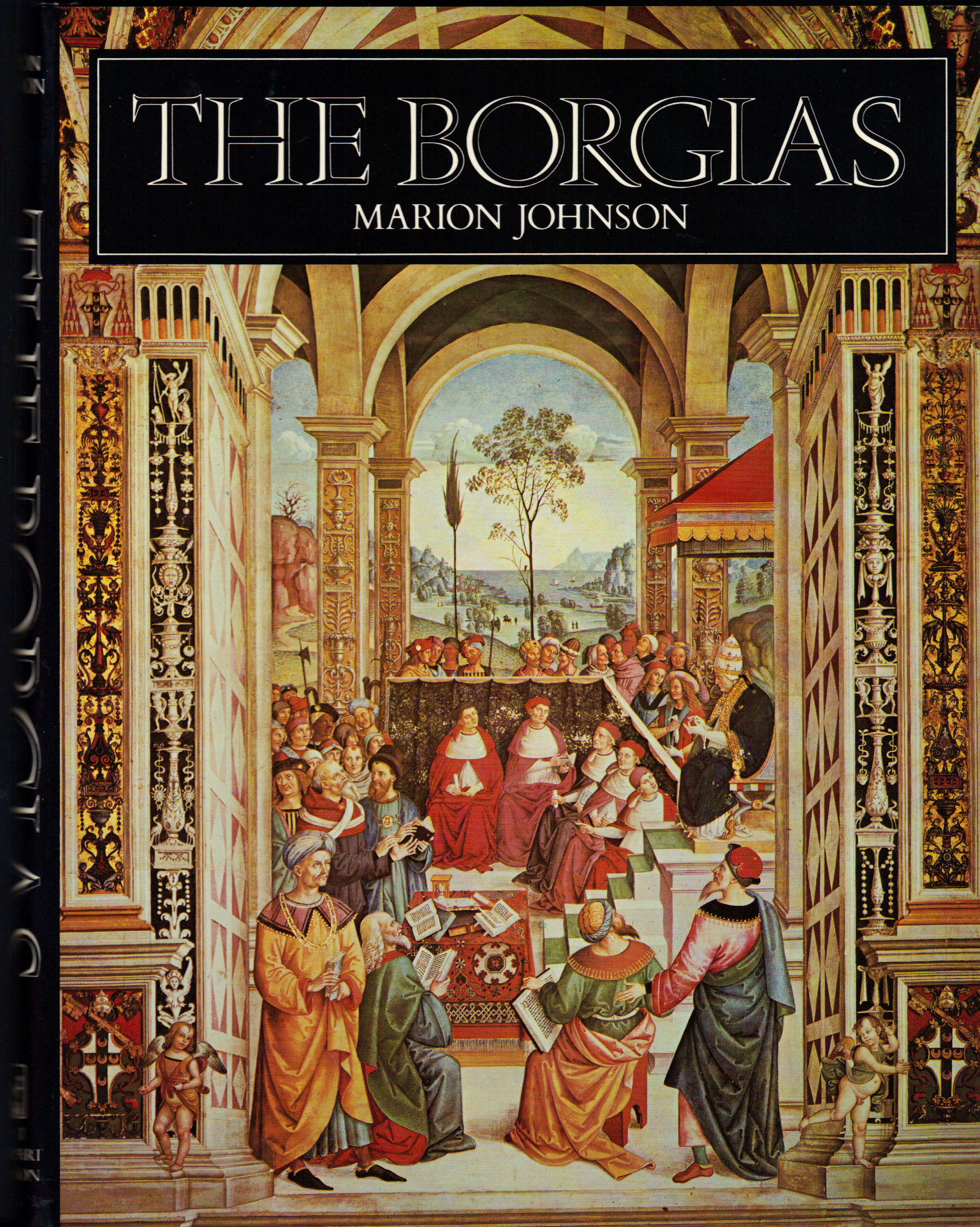 Image for THE BORGIAS