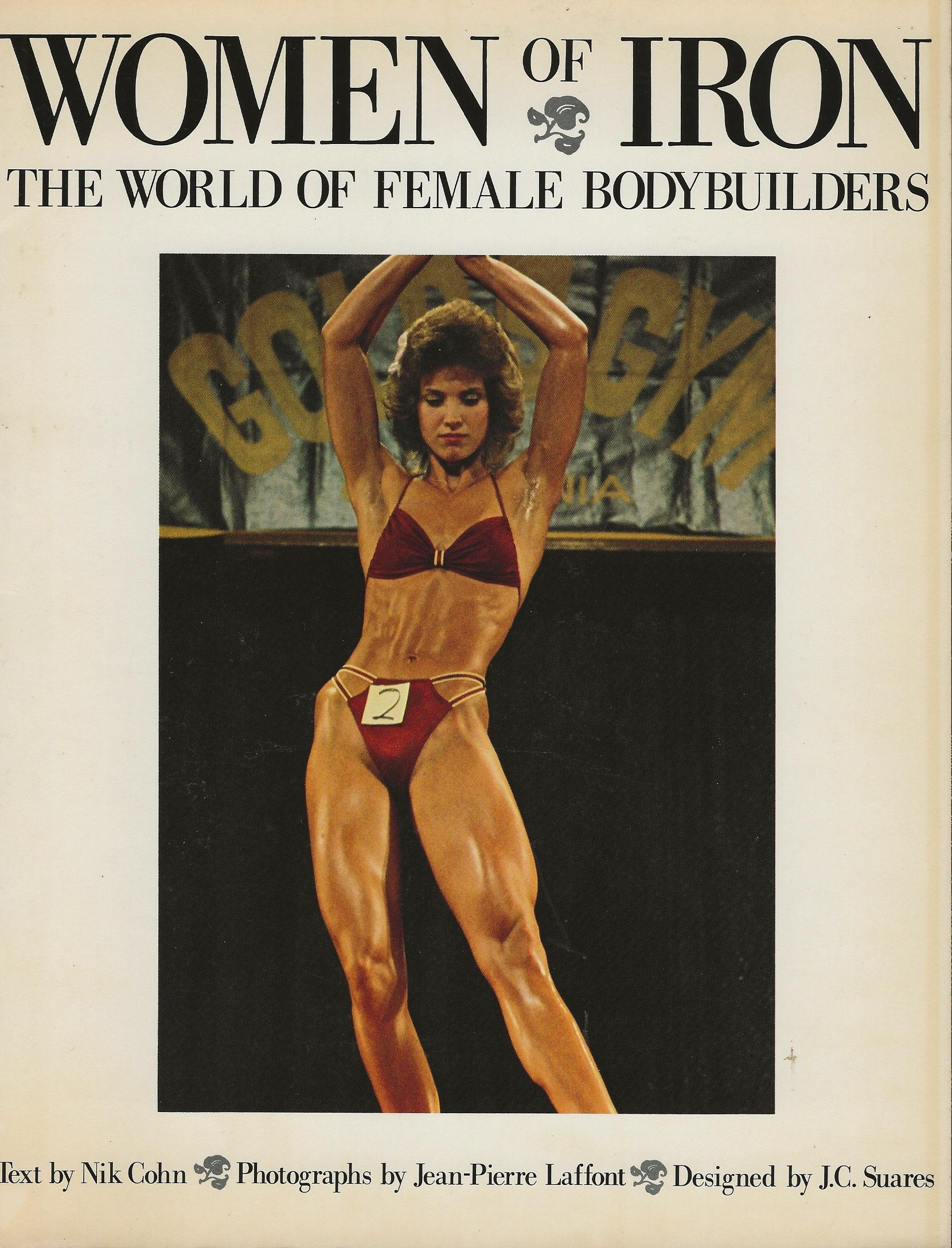 Image for WOMEN OF IRON ~ The World of Female Bodybuilders