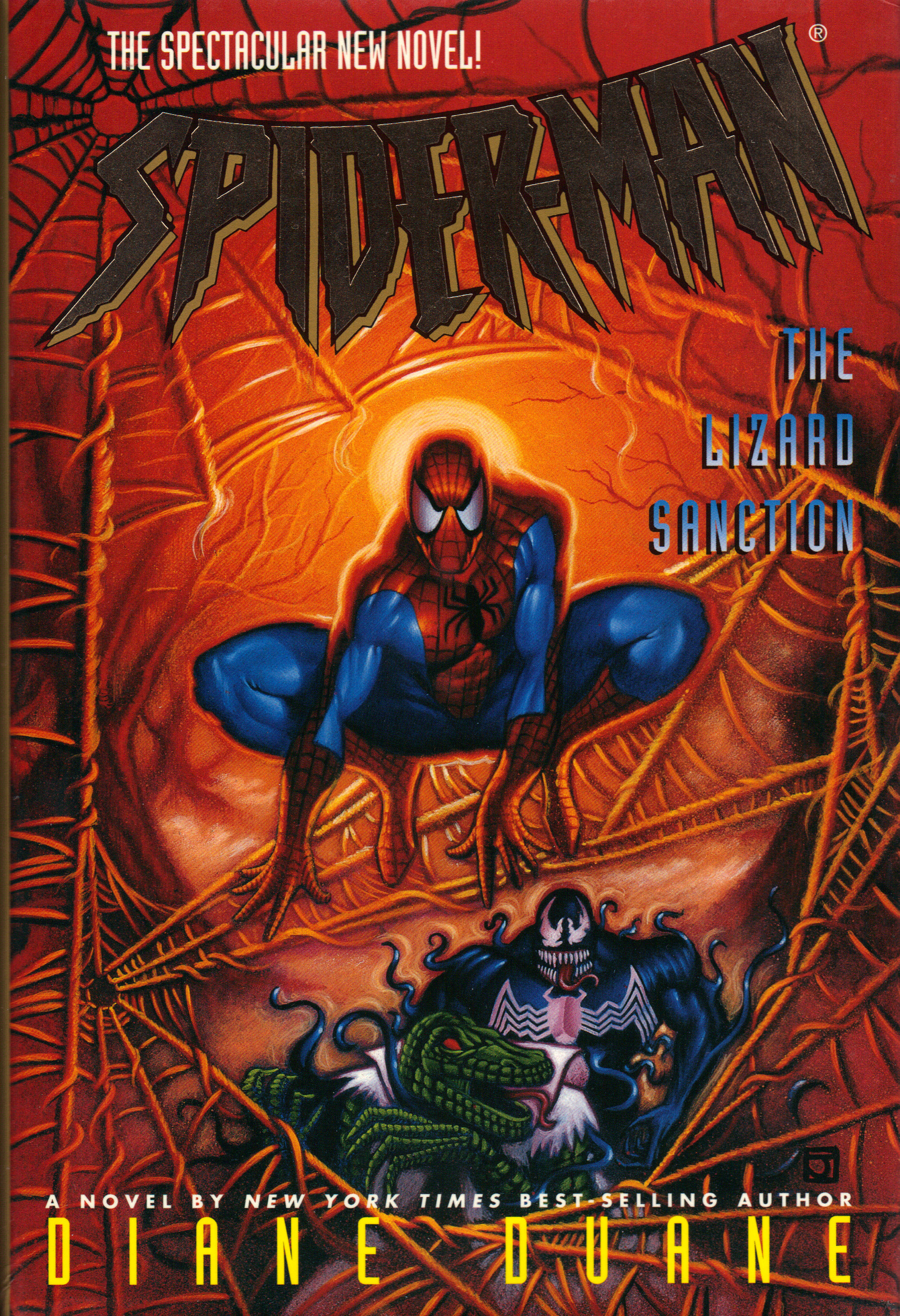 Image for SPIDER-MAN, The Lizard Sanction