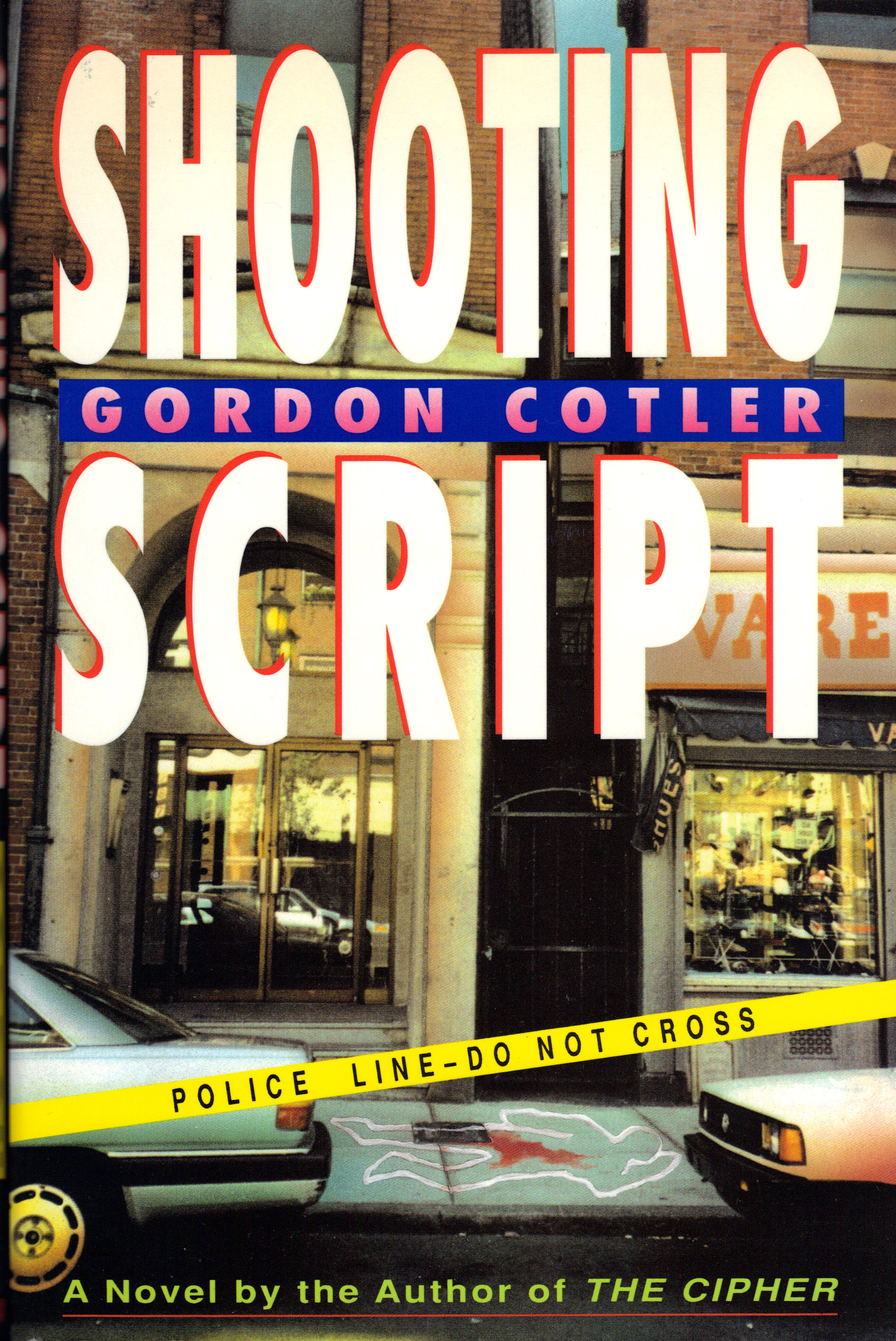 Image for SHOOTING SCRIPT