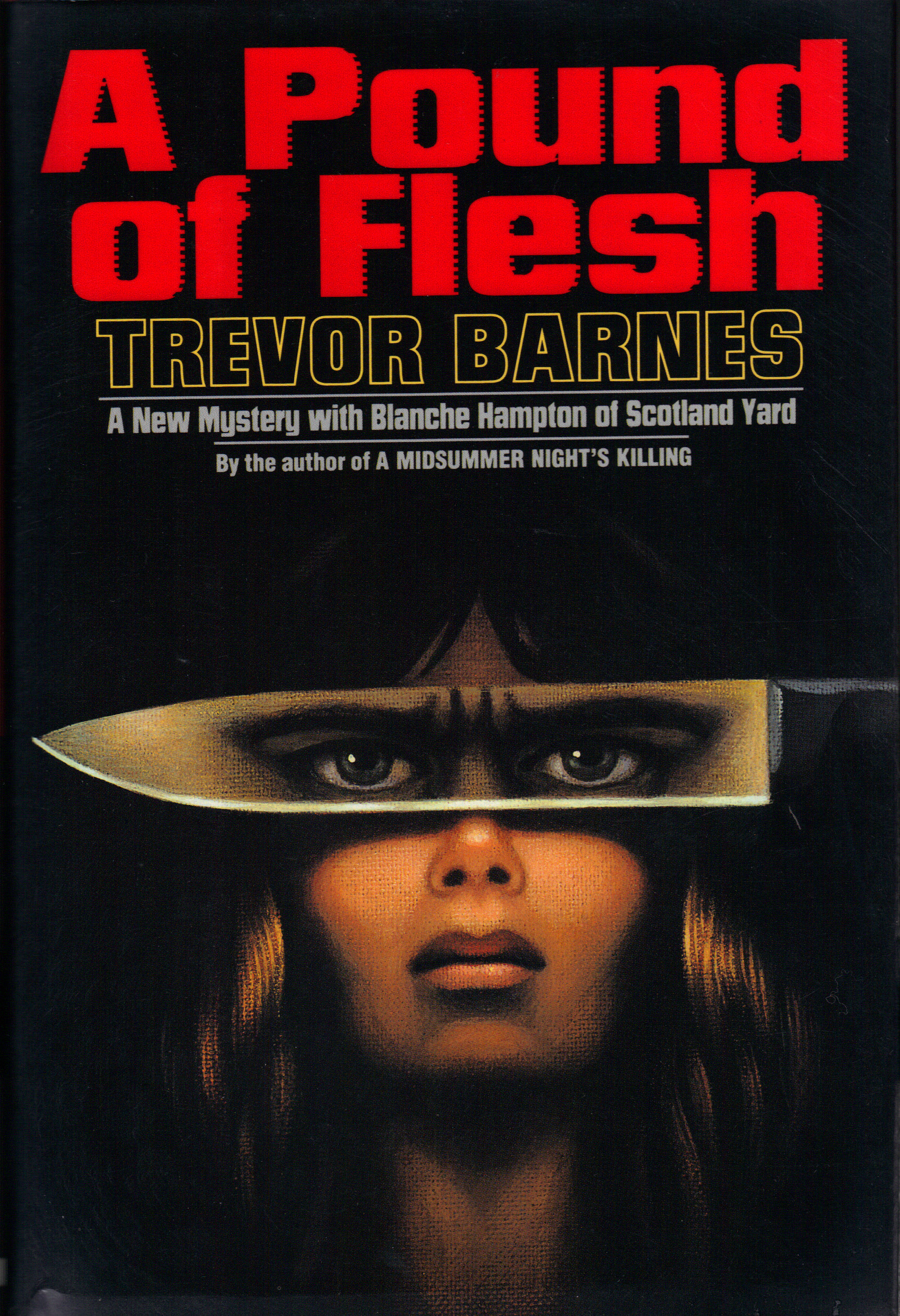 Image for POUND OF FLESH