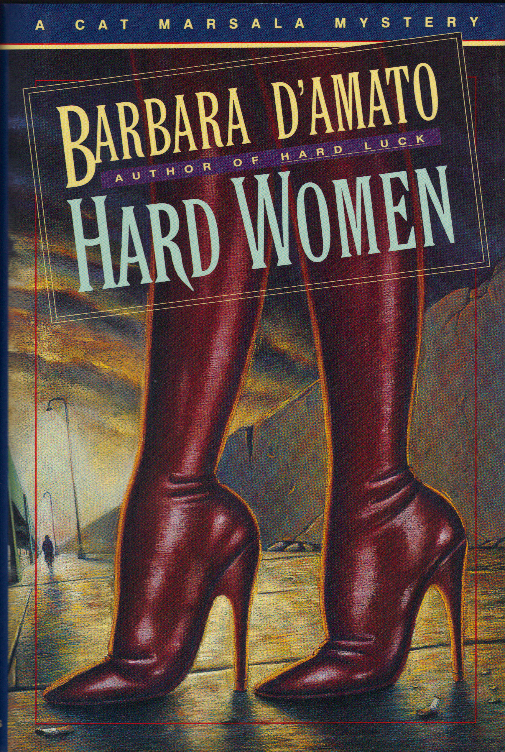 Image for HARD WOMEN