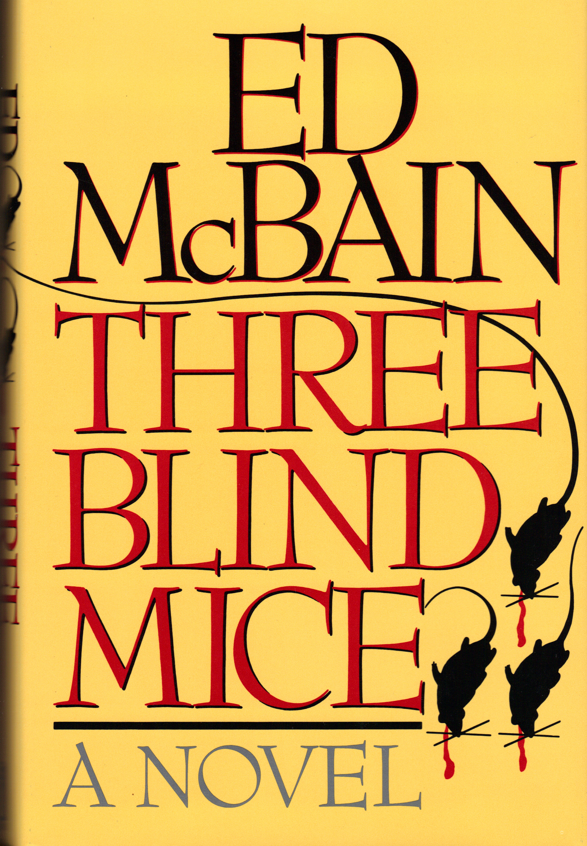 Image for THREE BLIND MICE
