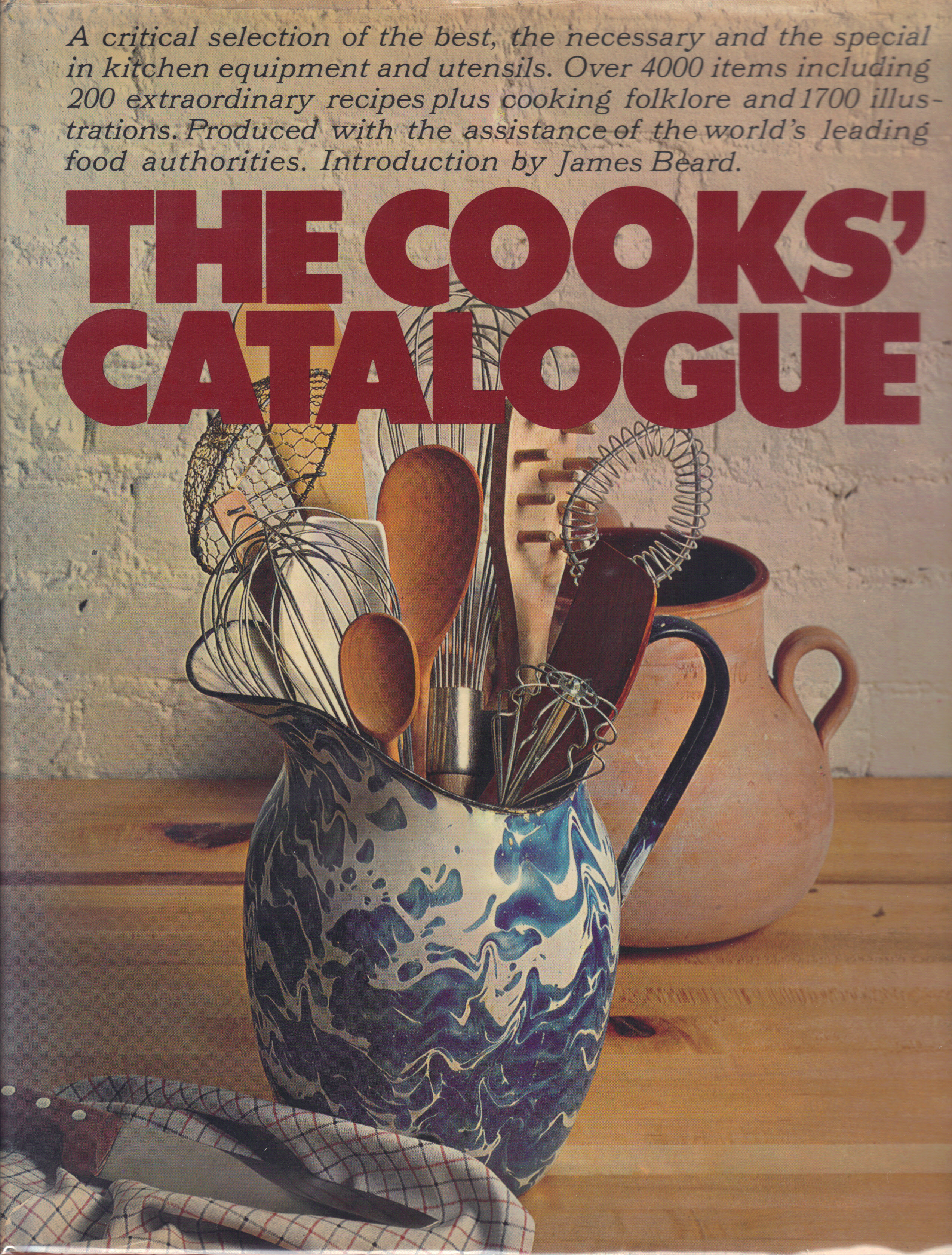 Image for THE COOKS' CATALOGUE