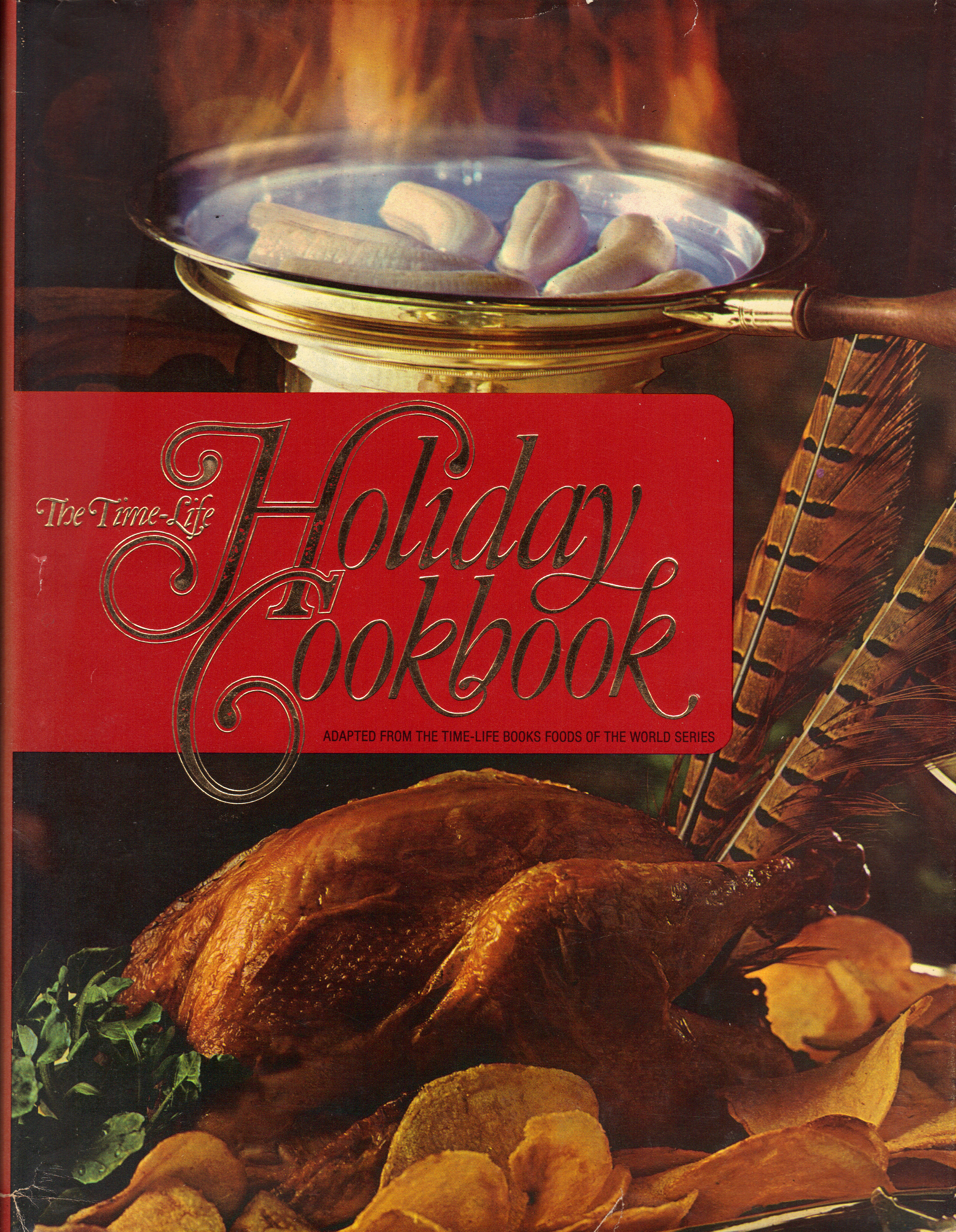 Image for THE TIME-LIFE HOLIDAY COOKBOOK
