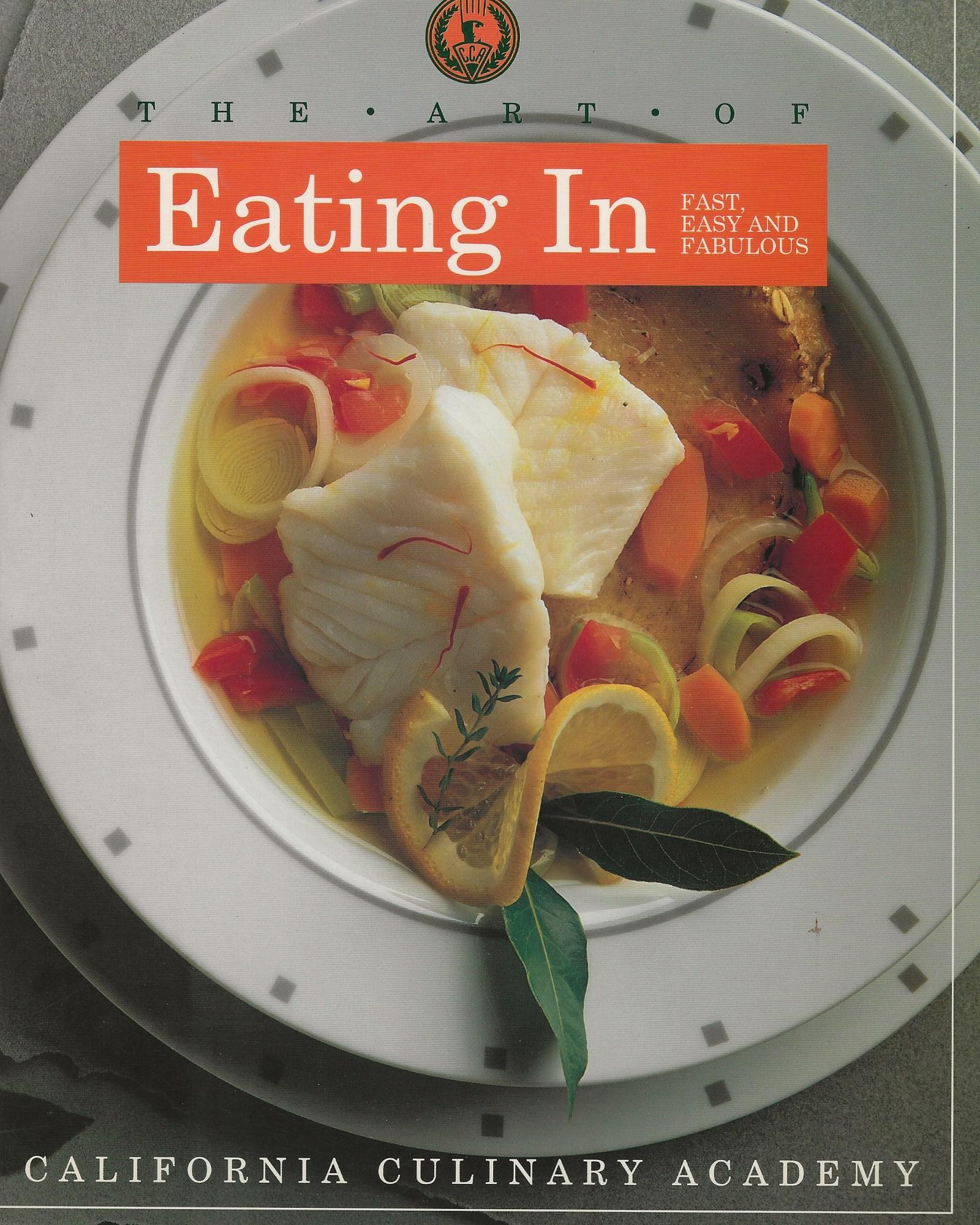 Image for ART OF EATING IN