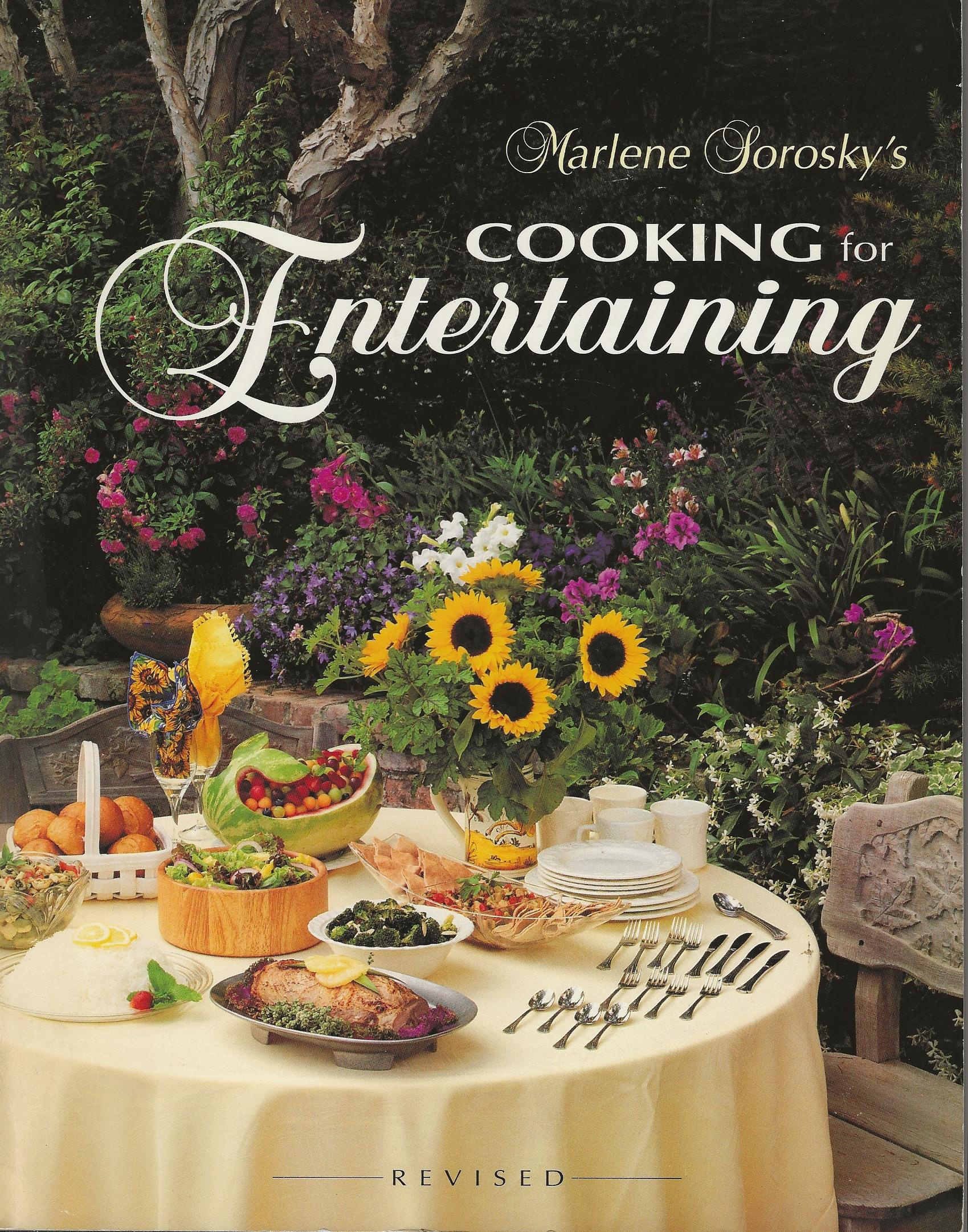 Image for COOKING FOR ENTERTAINING