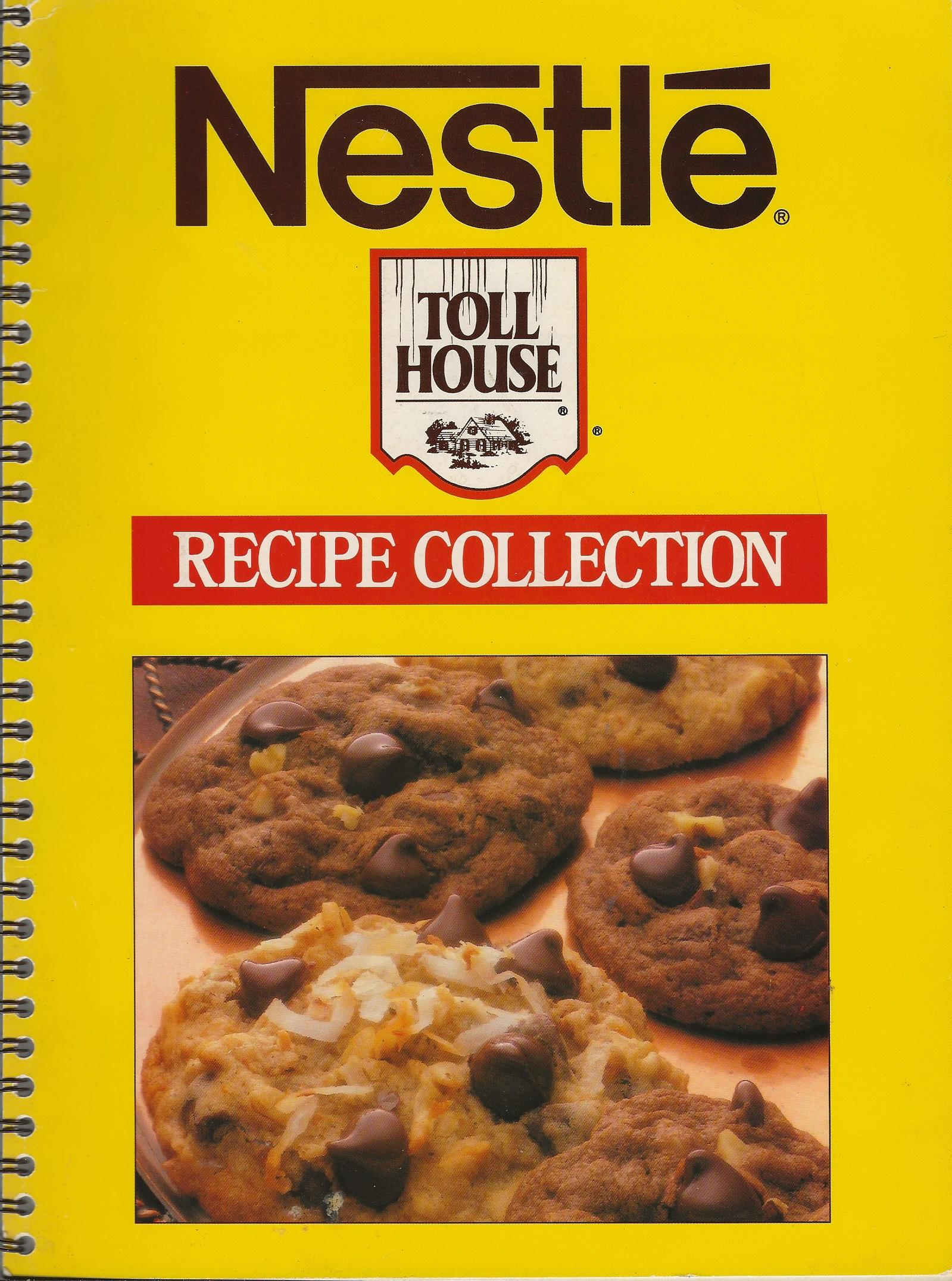 Image for NESTLE TOLL HOUSE RECIPE COLLECTION