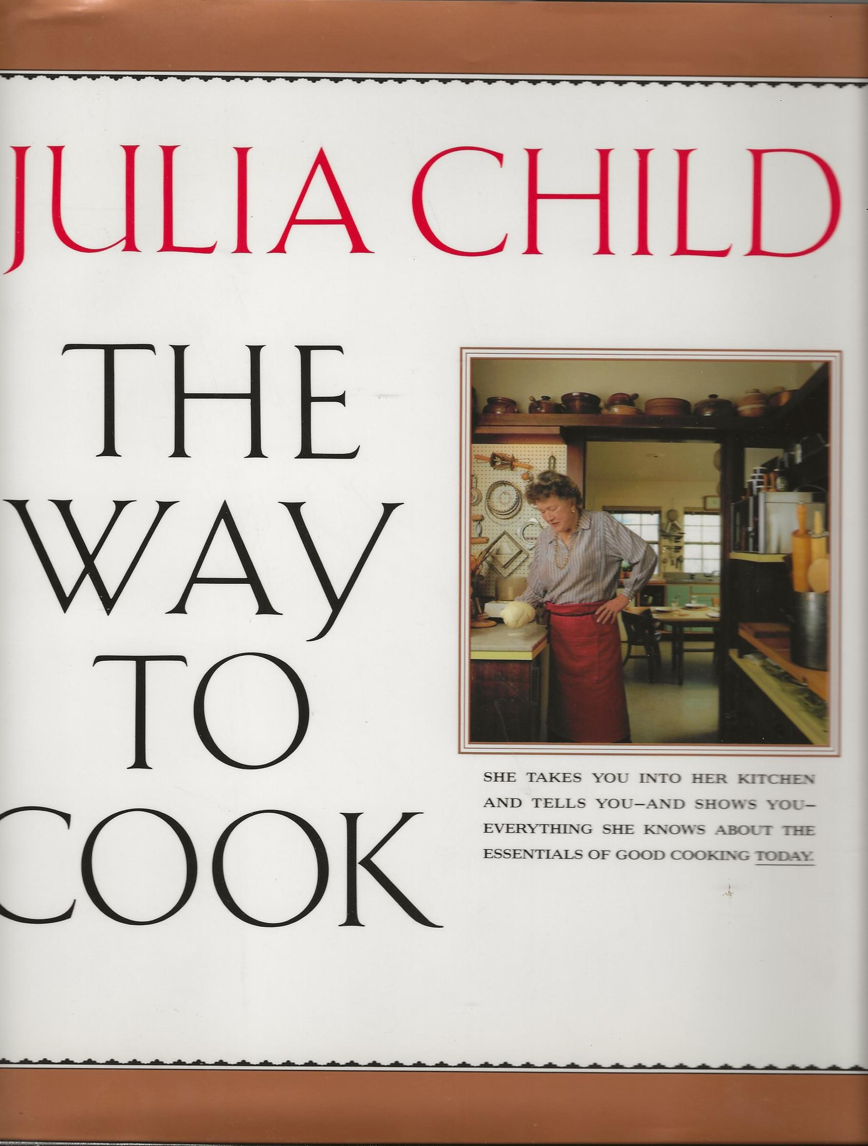 Image for THE WAY TO COOK