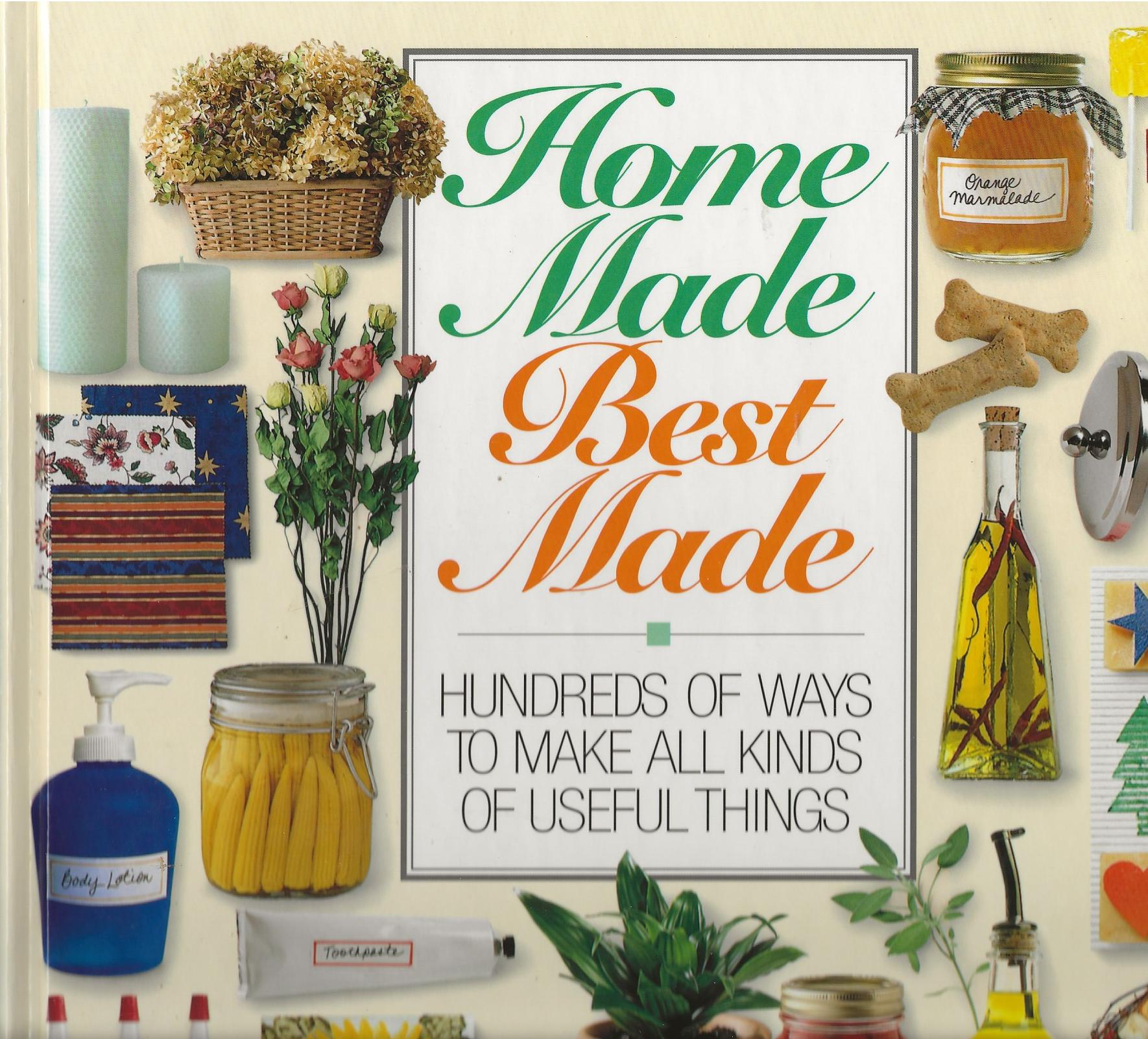 Image for HOME MADE BEST MADE