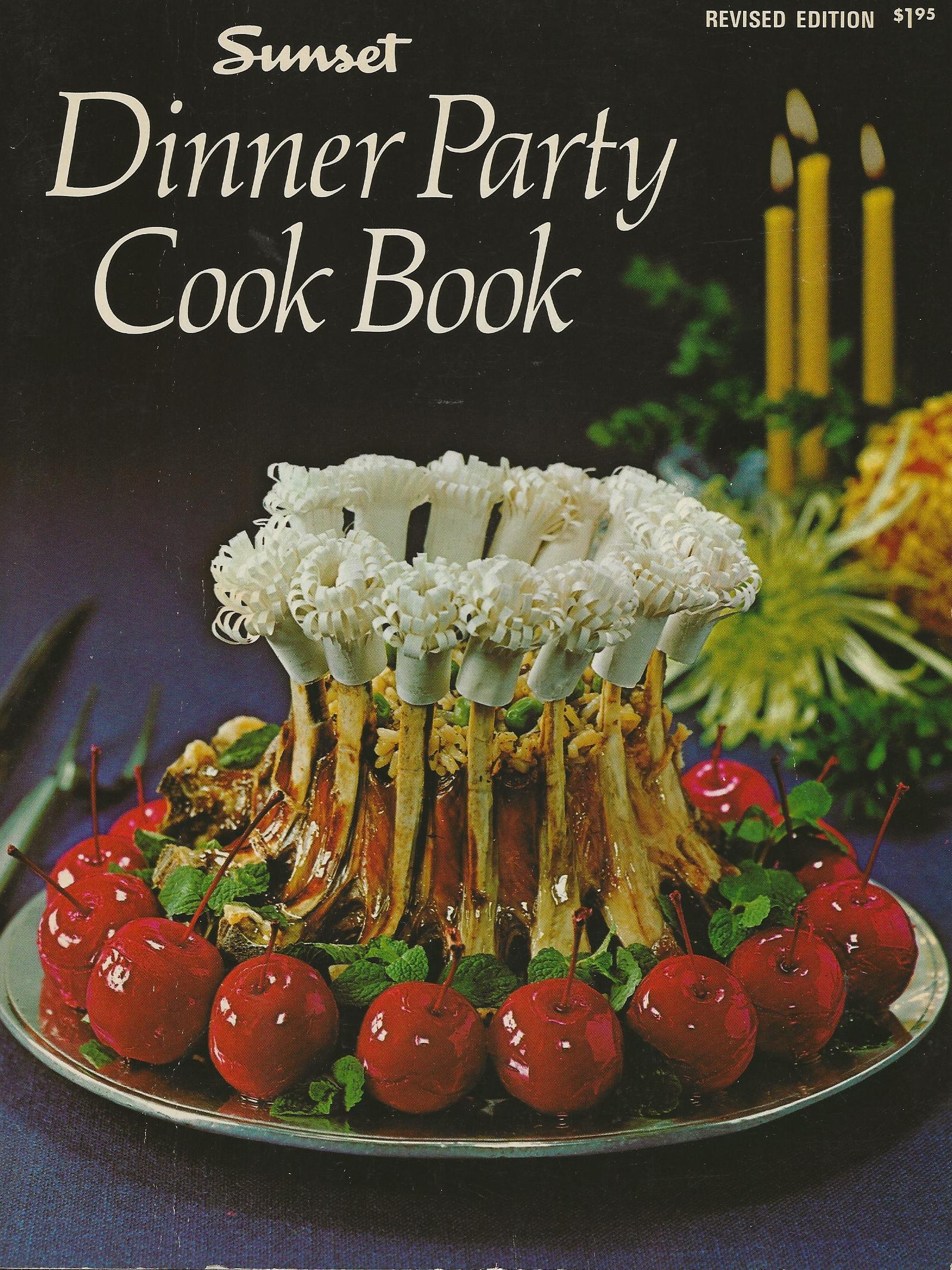 Image for DINNER PARTY COOK BOOK