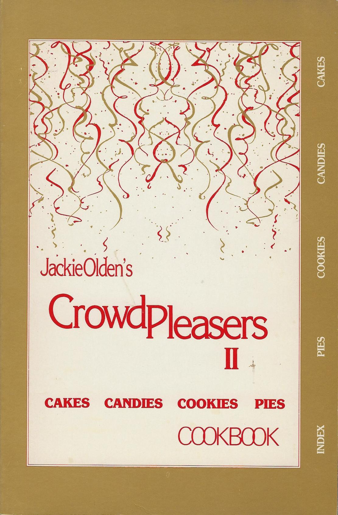 Image for JACKIE OLDEN'S CROWD PLEASERS II