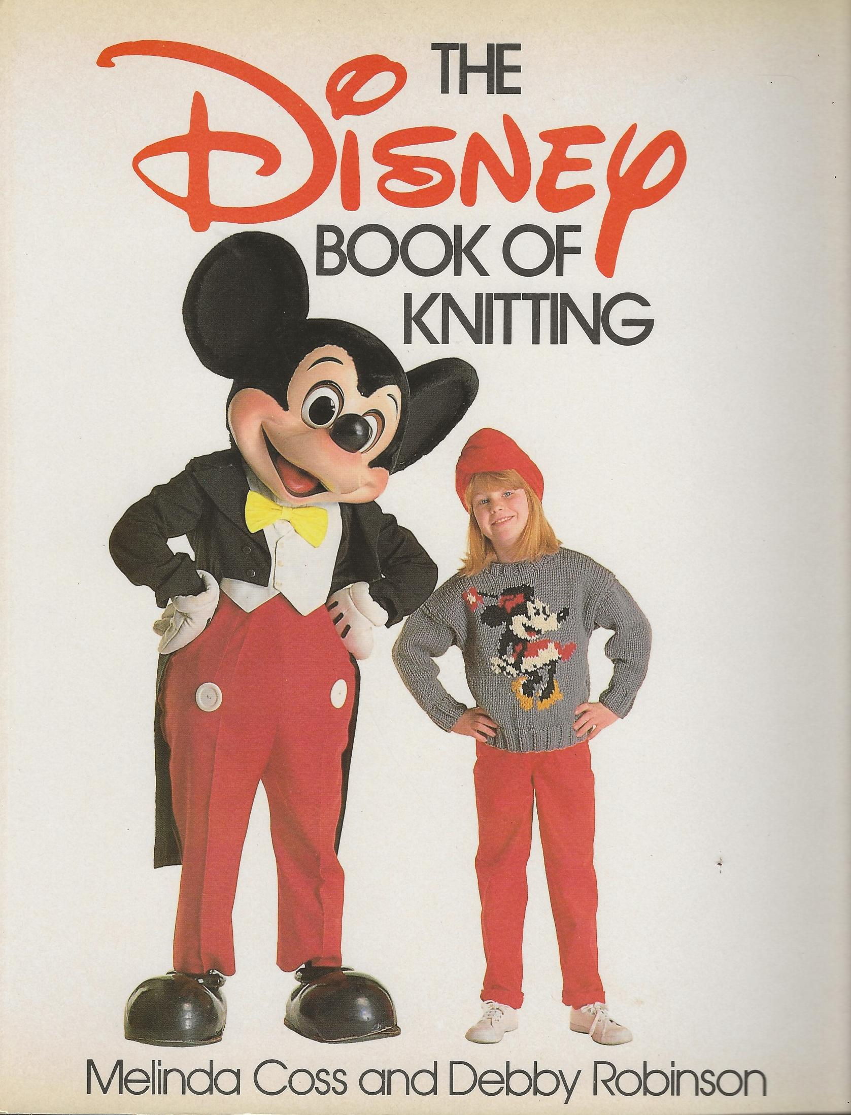 Image for THE DISNEY BOOK OF KNITTING