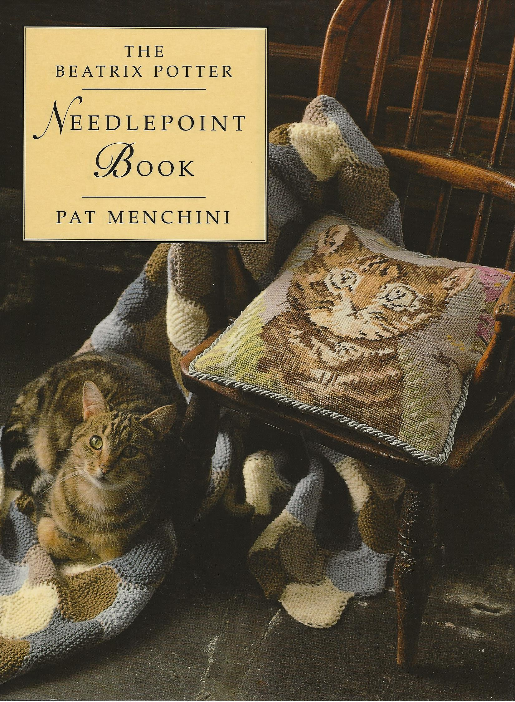 Image for THE BEATRIX POTTER NEEDLEPOINT BOOK,