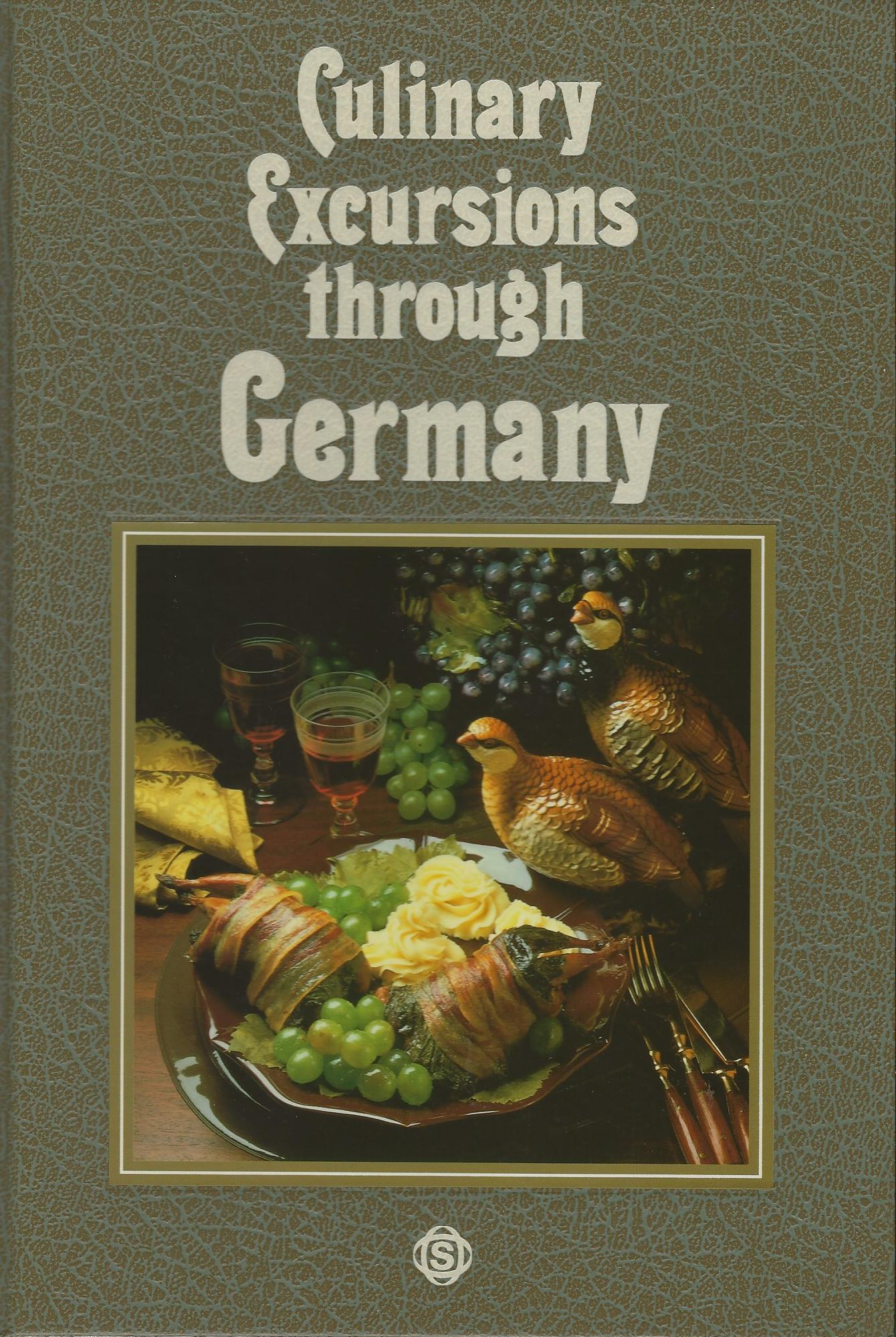 Image for CULINARY EXCURSIONS THROUGH GERMANY